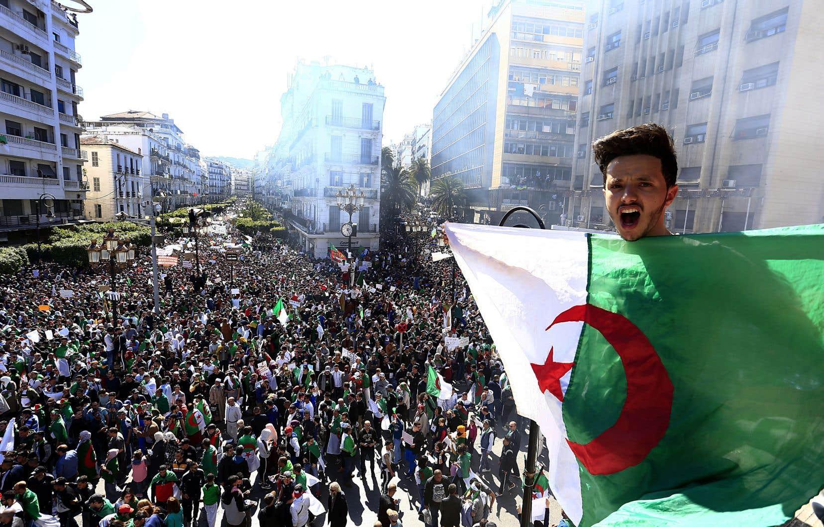 Vendredi, à Alger