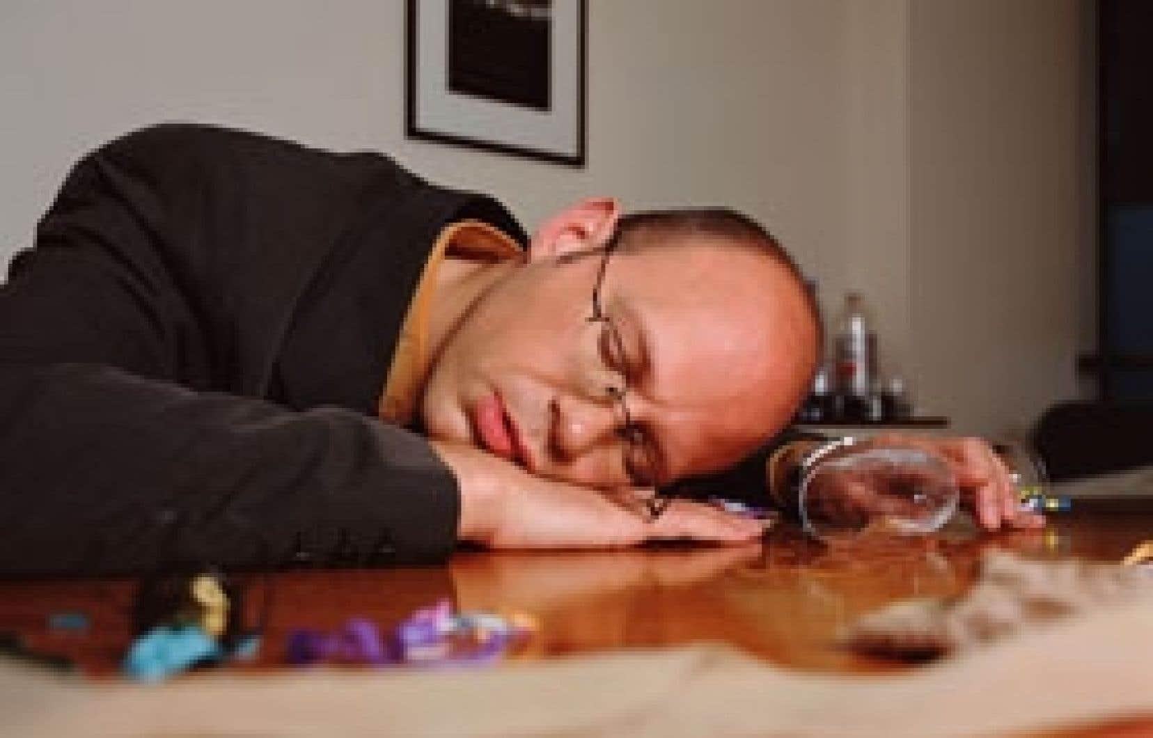 28% des insomniaques légers ou lourds utilisent l'alcool pour s'endormir.