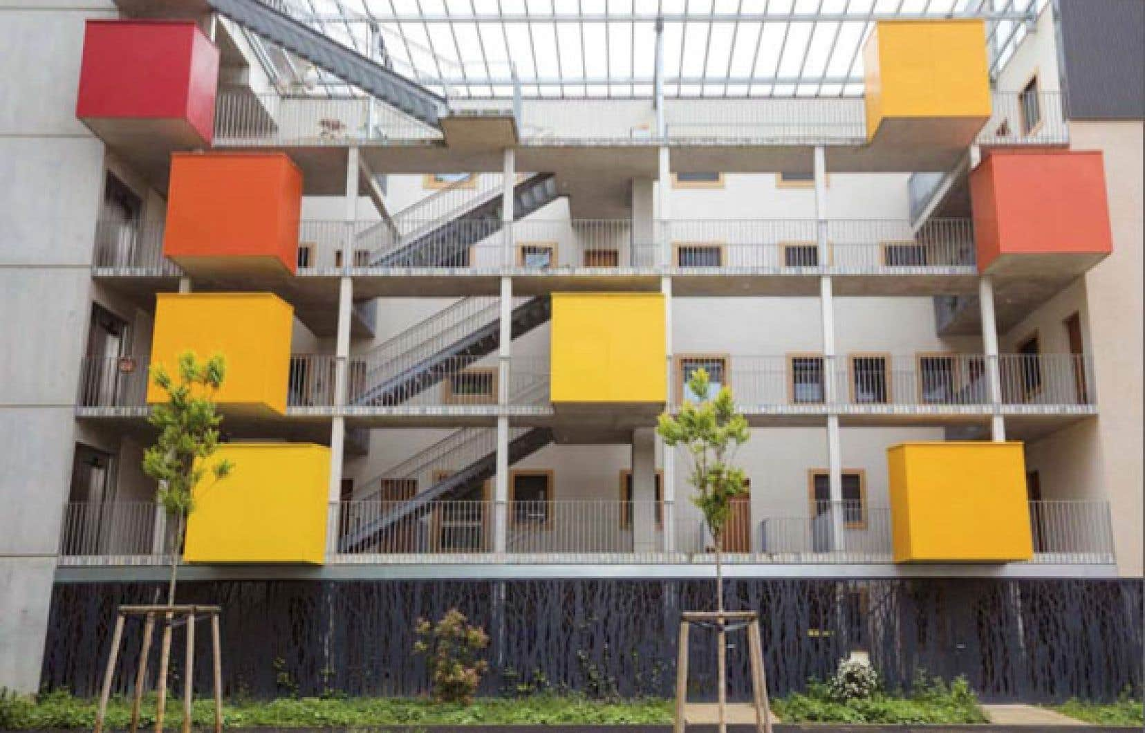 Un projet d'ÉcoQuartier à Strasbourg, en France. À Montréal, un collectif de citoyens, appuyés par la mairesse d'arrondissement Maja Vodanovic, rêvent de faire de Lachine-Est un ÉcoQuartier «made in Québec».
