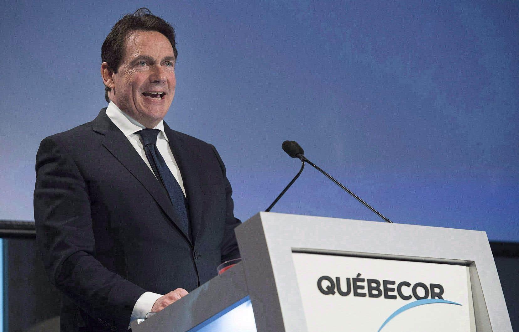«Il est impératif de rééquilibrer les tarifs de distribution de l'ensemble des chaînes spécialisées», croit Pierre Karl Péladeau.