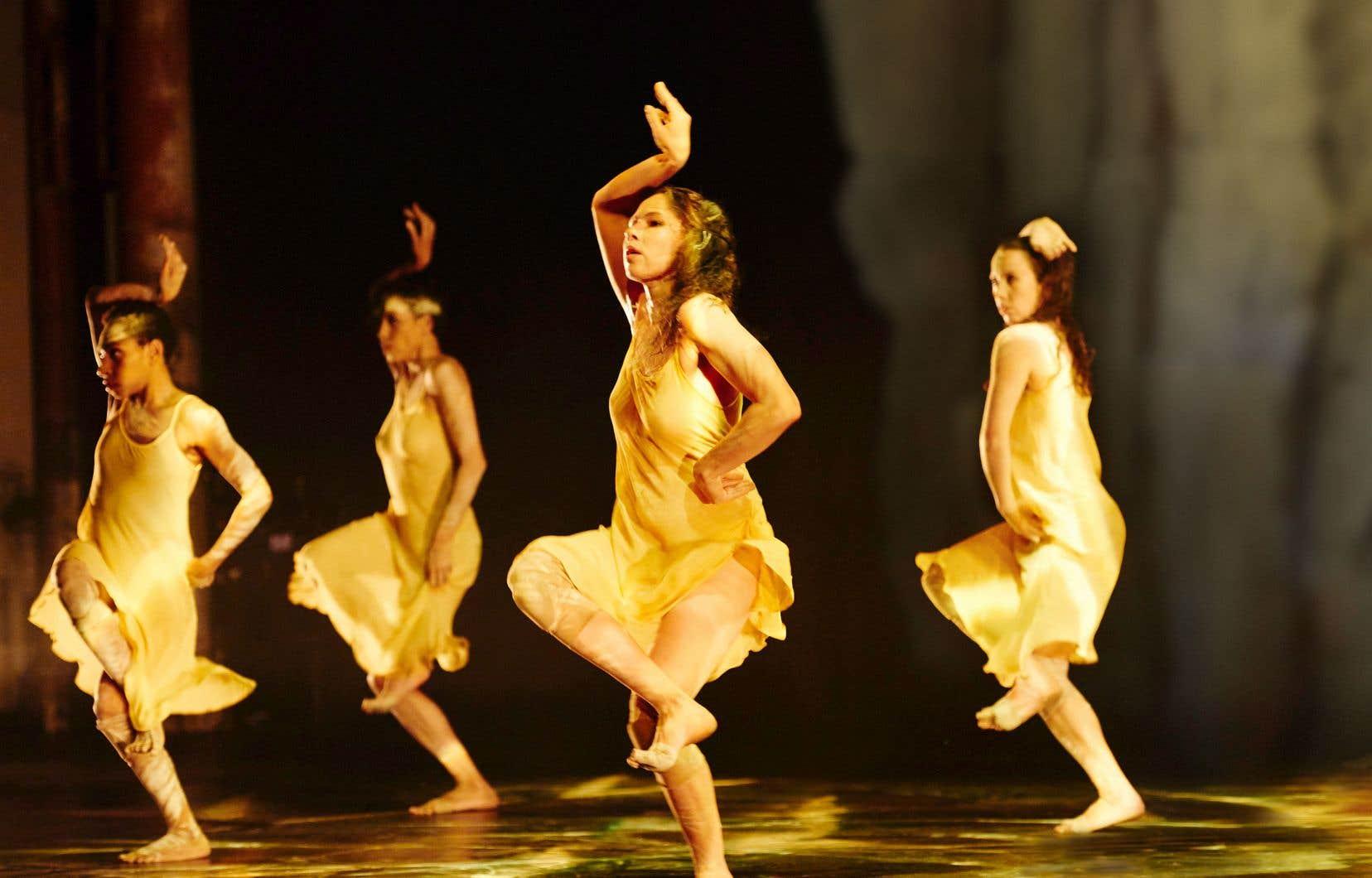 «Spirit» du Bangarra Dance Theatre