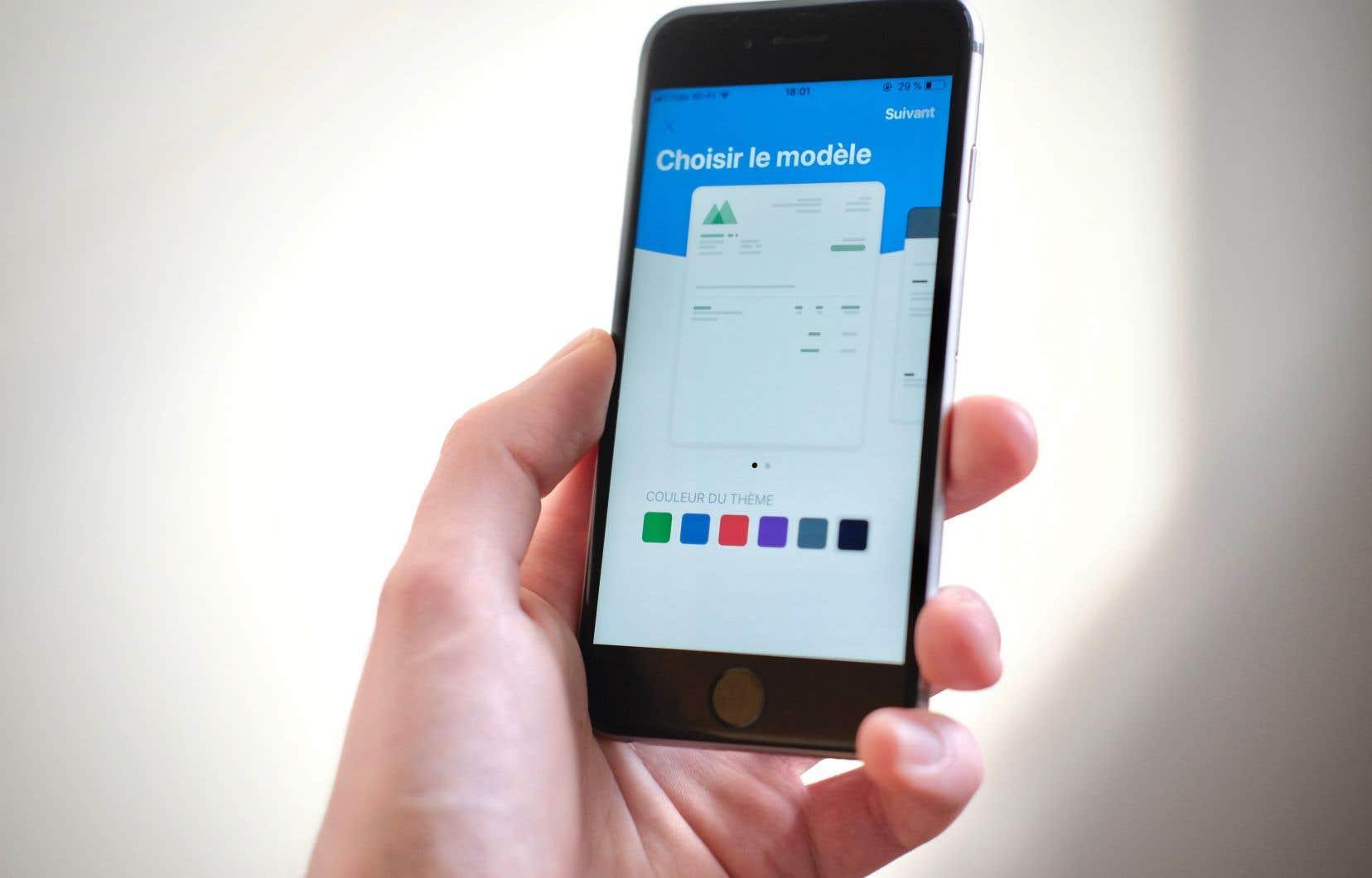 Le service de comptabilité virtuel Freshbooks offre un outil gratuit, tout simple, pour générer et transmettre des factures depuis son téléphone.