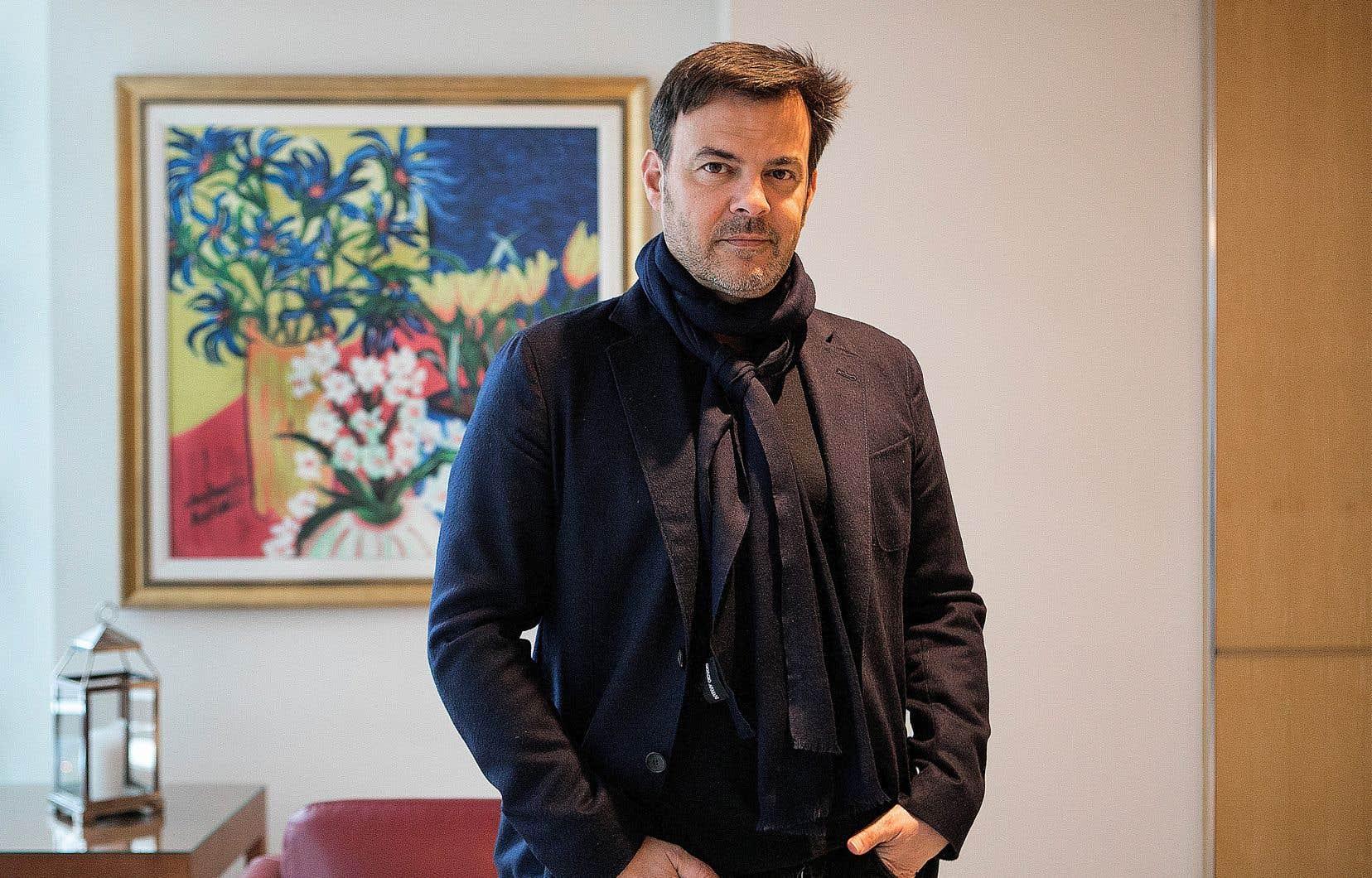 Le cinéaste François Ozon dit n'avoir pu profiter autant qu'il l'aurait souhaité du prix que son film a remporté à Berlin, emporté lui-même dans une tourmente judiciaire.