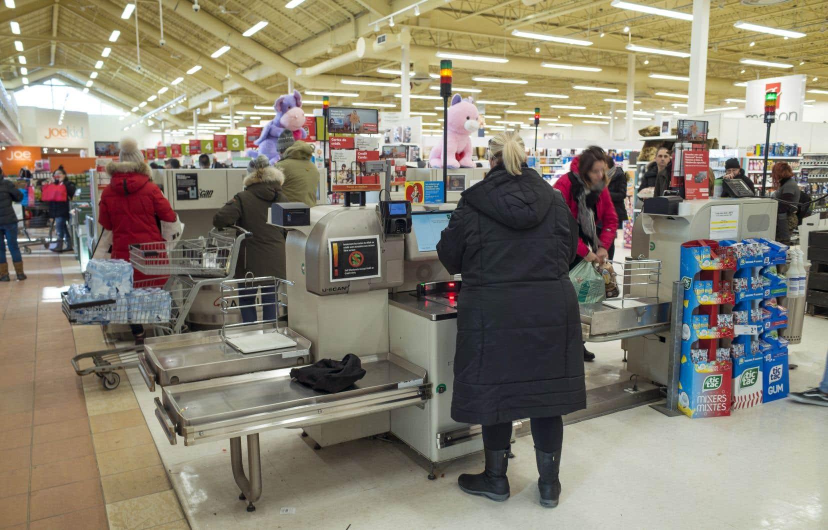 L'inflation s'est révélée moins prononcée au Québec (1,3%) qu'en Ontario (1,5%), en Alberta (1,6%) et en Colombie-Britannique (2,2%).