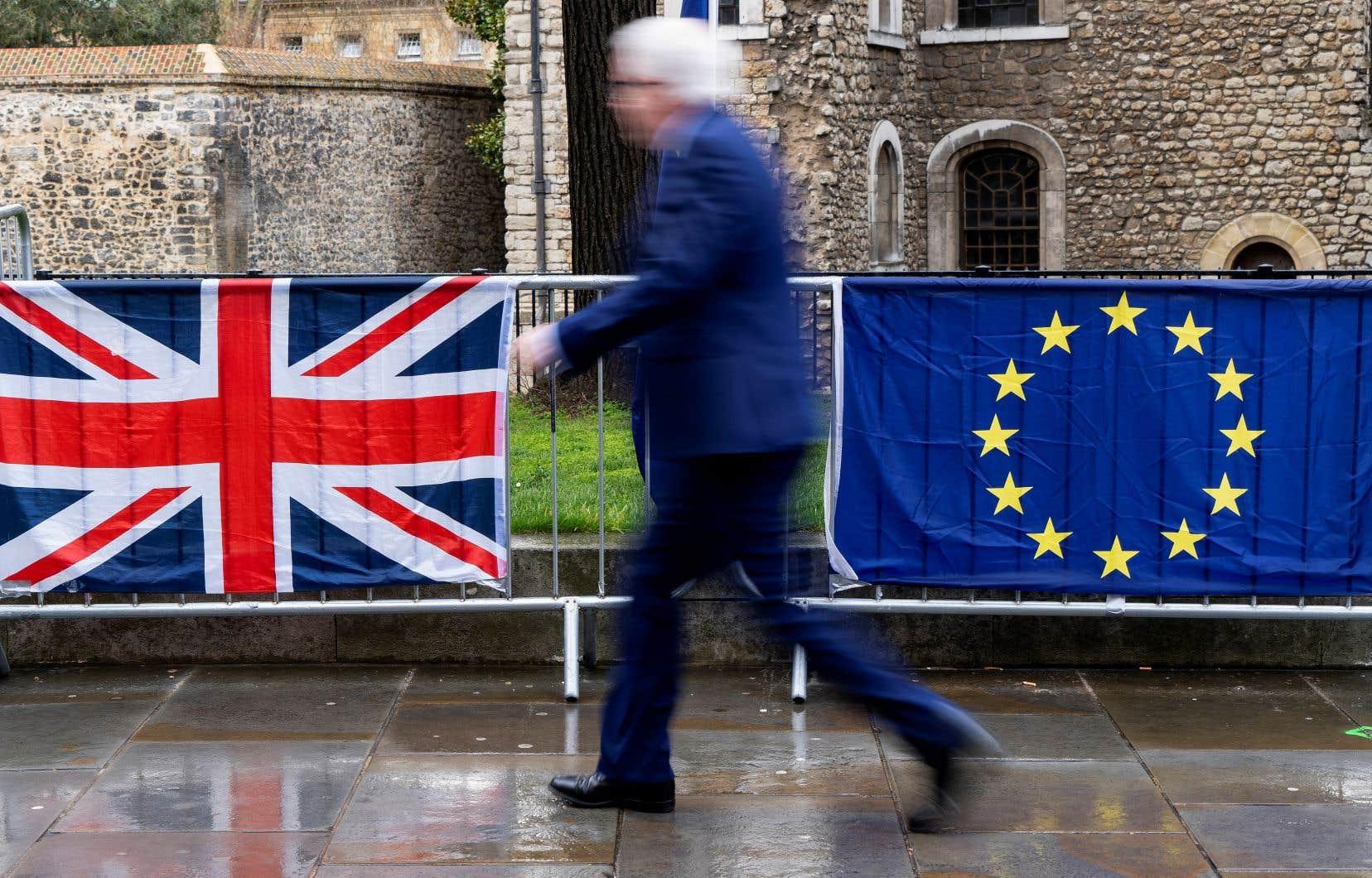 Le Brexit a été décidé par 52% des voix en juin 2016.