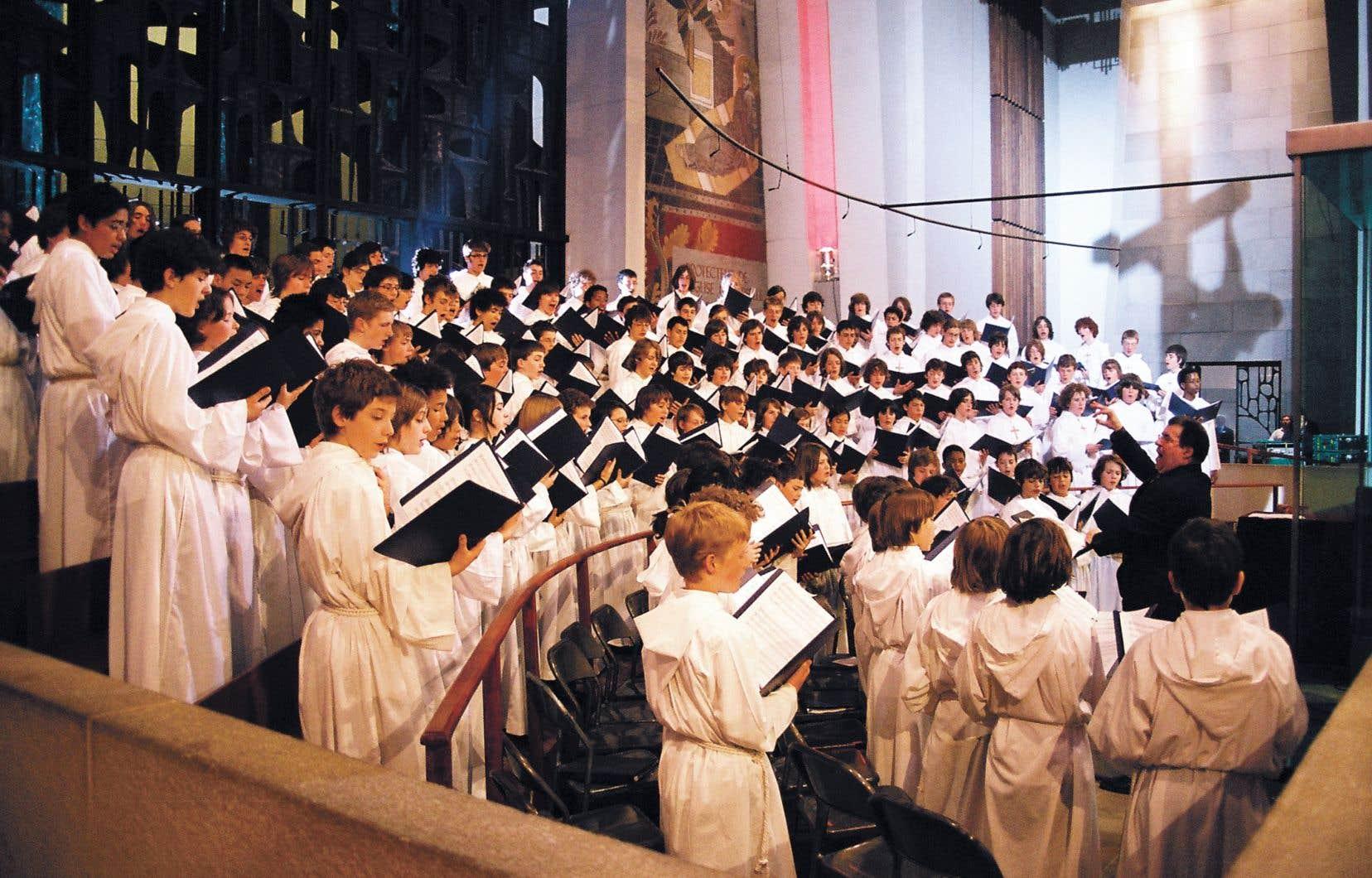 Les Petits Chanteurs du Mont-Royal ont fait résonner leurs voix partout à travers le monde.