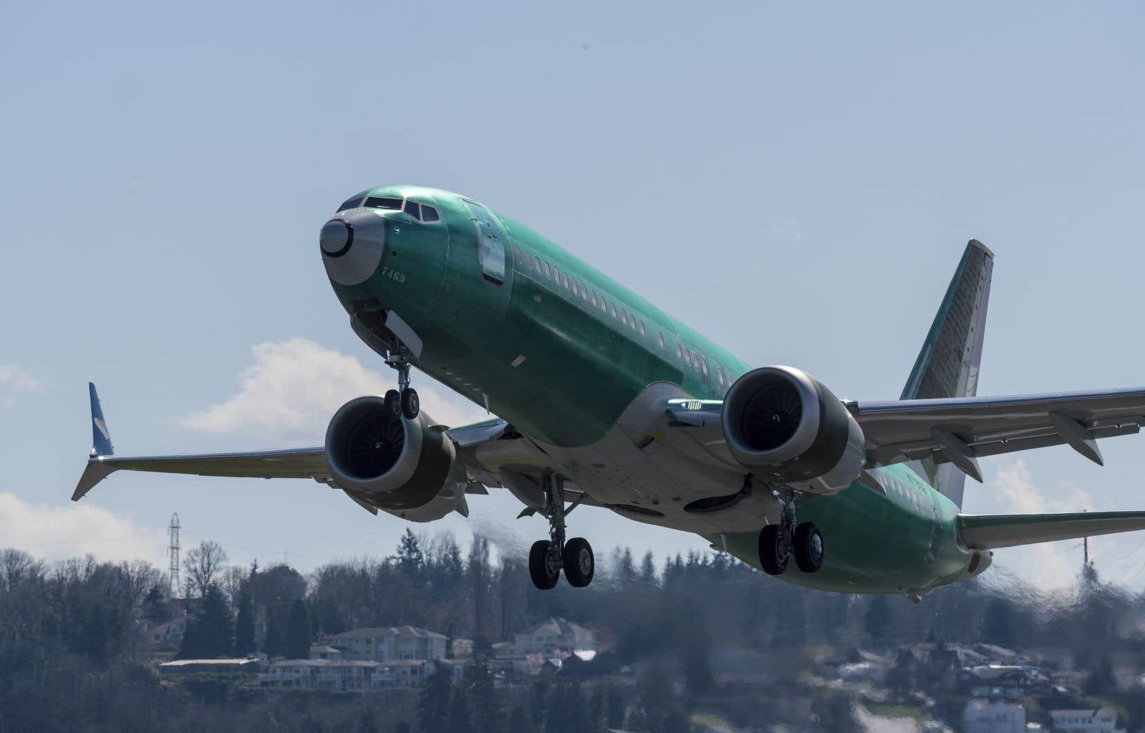 Des experts estiment que le système de stabilisation MCAS, qui mesure l'angle d'attaque, a contribué aux tragédies d'Ethiopian Airlines et de Lion Air.