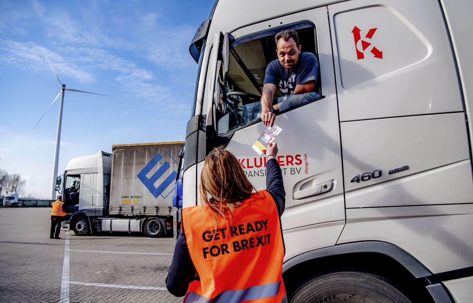Les milliers d'entreprises qui importent ou exportent au Royaume-Uni pourraient subir de nouvelles taxes.
