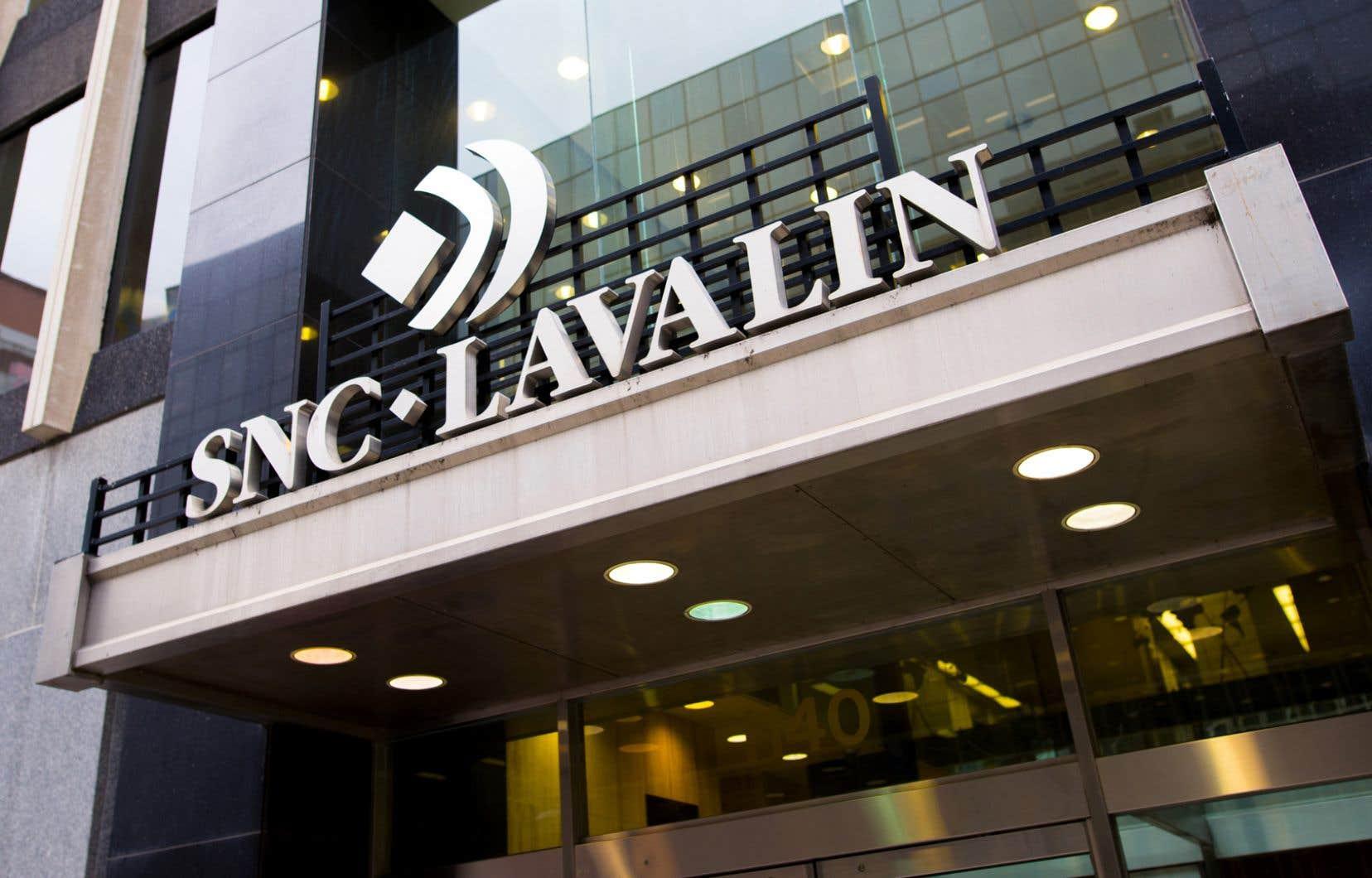 <p>SNC-Lavalin fait face à des accusations de corruption dans ses relations avec l'ancien gouvernement libyen.</p>