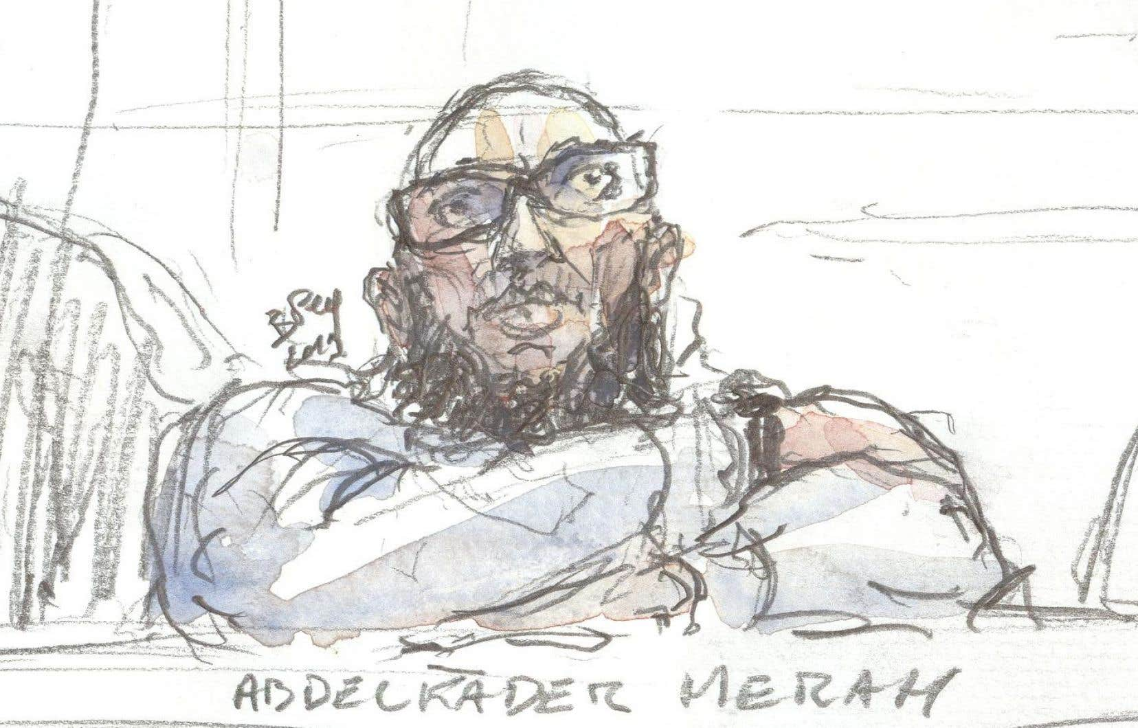 Abdelkader Merah est de retour devant les tribunaux depuis le 25 mars 2019.