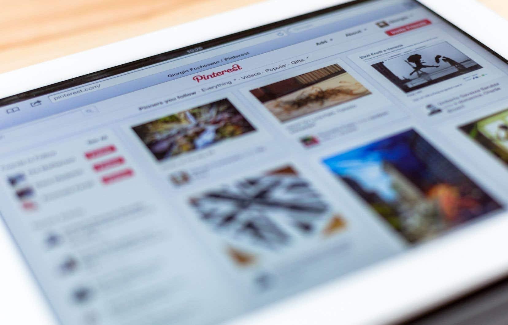 Pinterest va émettre deux types d'actions en Bourse, une classe A dotée d'une seule voix et une classe B assortie de 20 voix.