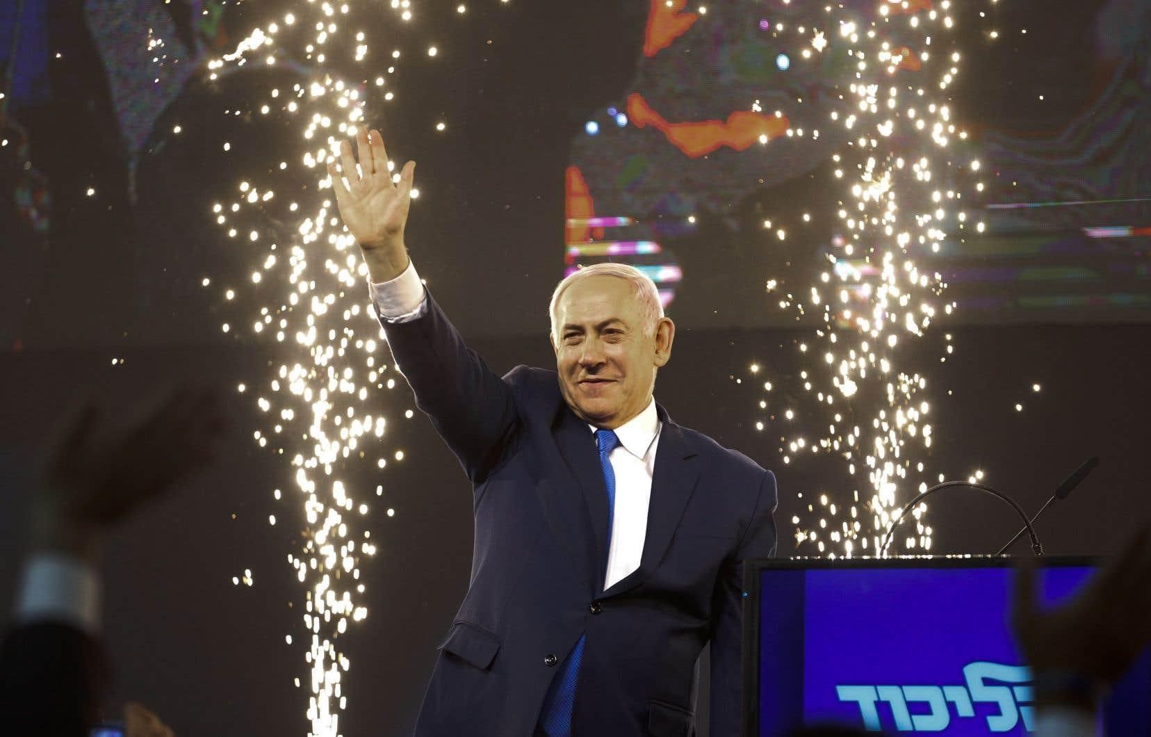 Benjamin Nétanyahou est au pouvoir depuis 13 ans en Israël.