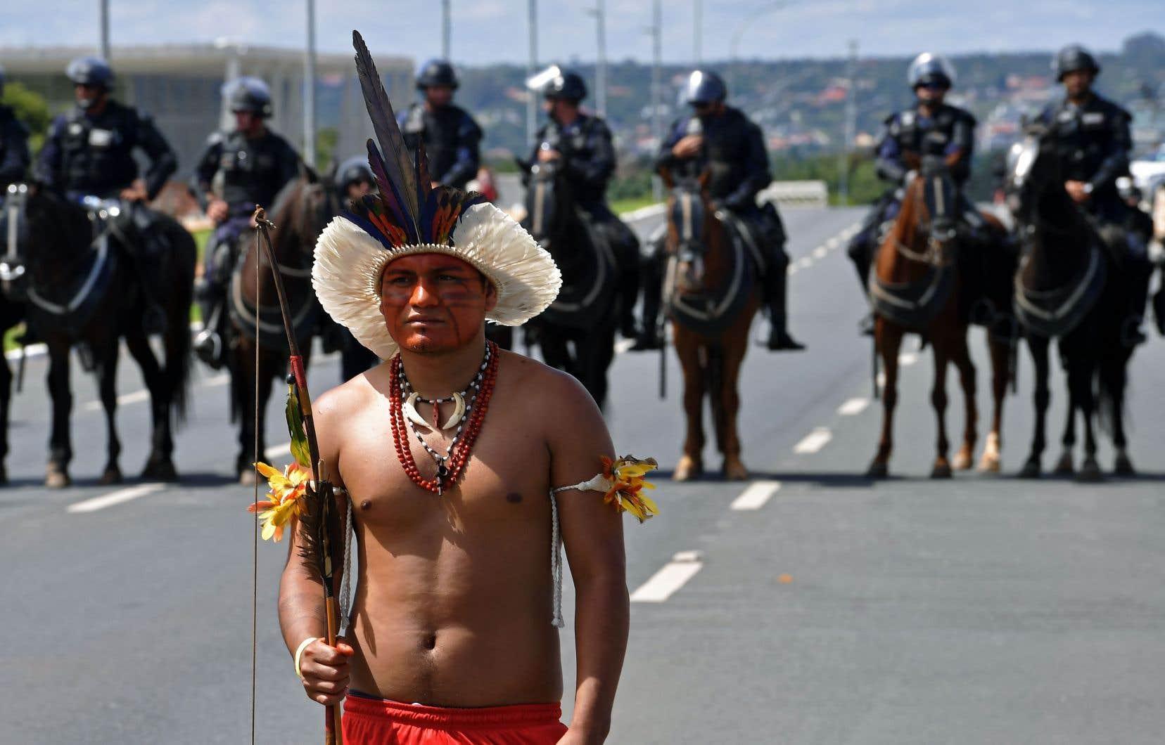 Les peuples autochtones dénoncent depuis de nombreuses années la déforestation.