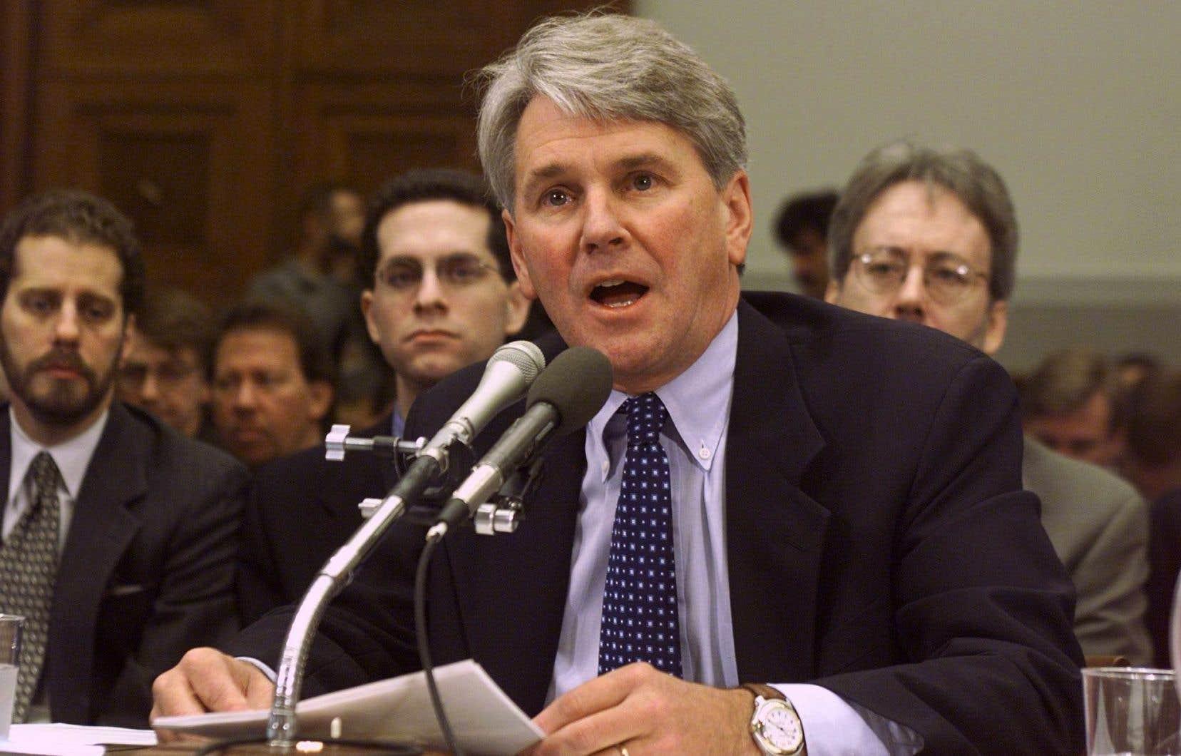 L'ex-conseiller de Barack Obama à la Maison-Blanche Gregory Craig