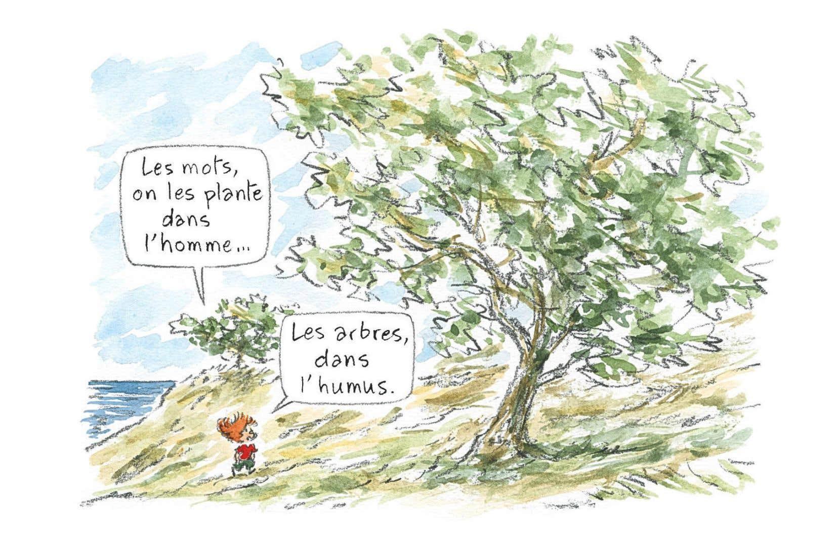 À l'instar des bandes dessinées «Pico Bogue», cette nouvelle série en garde l'humour irrévérencieux, les réflexions existentielles, les réponses franches et pragmatiques.