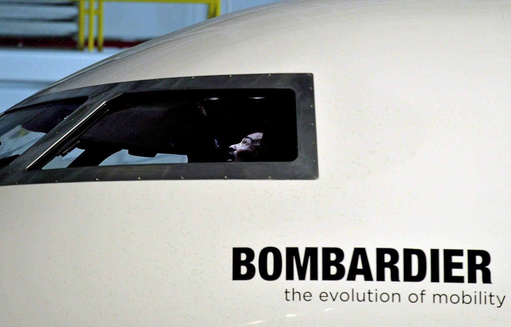 La famille Beaudoin-Bombardier contrôle 50,9% des droits de vote, alors qu'elle ne détient que 12,2% du total des titres en circulation grâce à ses actions de catégorie A, porteuses de 10 droits de vote chacune.