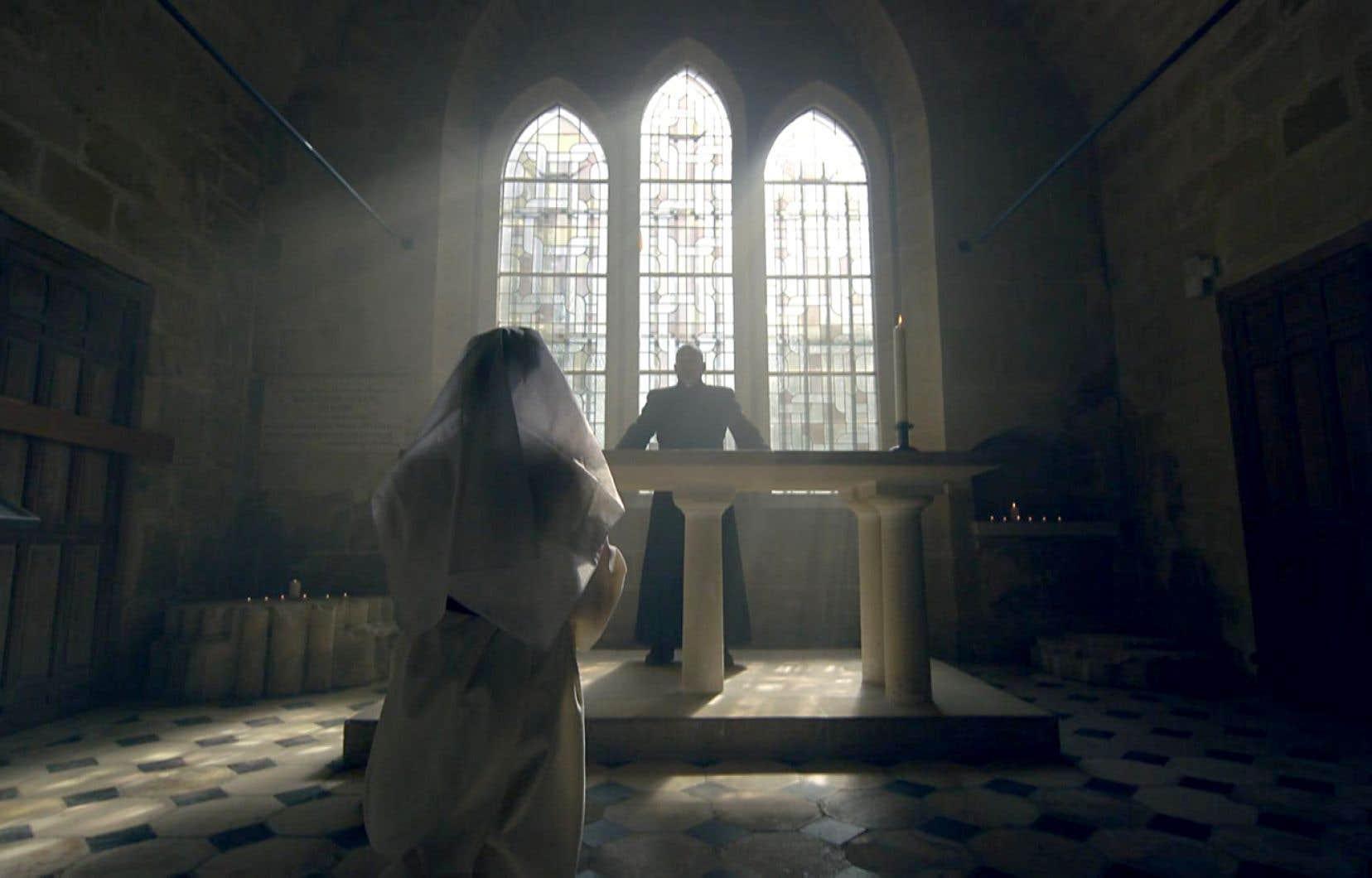 Une image tirée de l'enquête «Abus sexuels sur les religieuses»
