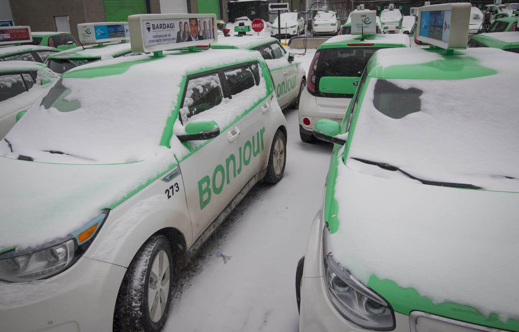 L'offre de l'entreprise québécoise E Taxi comprend l'acquisition des éléments d'actif et des opérations de Taxi Diamond, de Taxi Hochelaga et la technologie développée par Téo Techno.