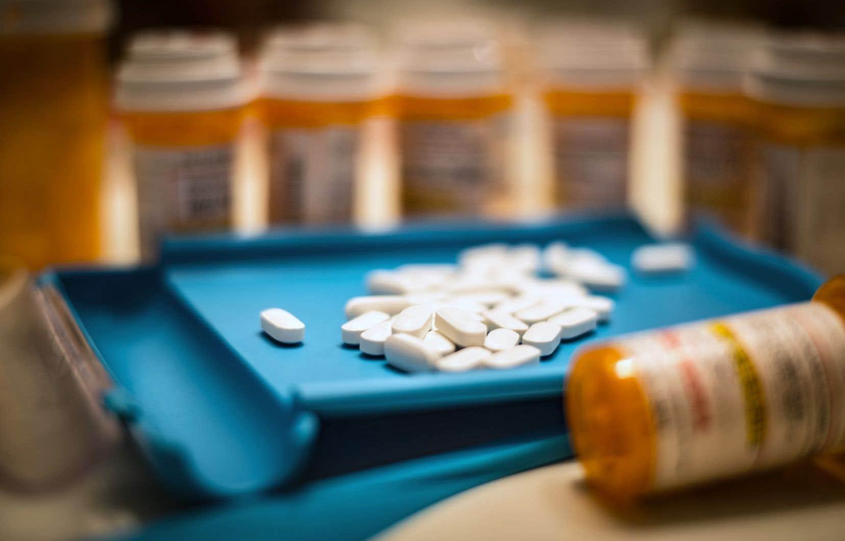 L'assurance-médicaments pourrait devenir un des enjeux importants de la prochaine campagne électorale, plus tard cette année.