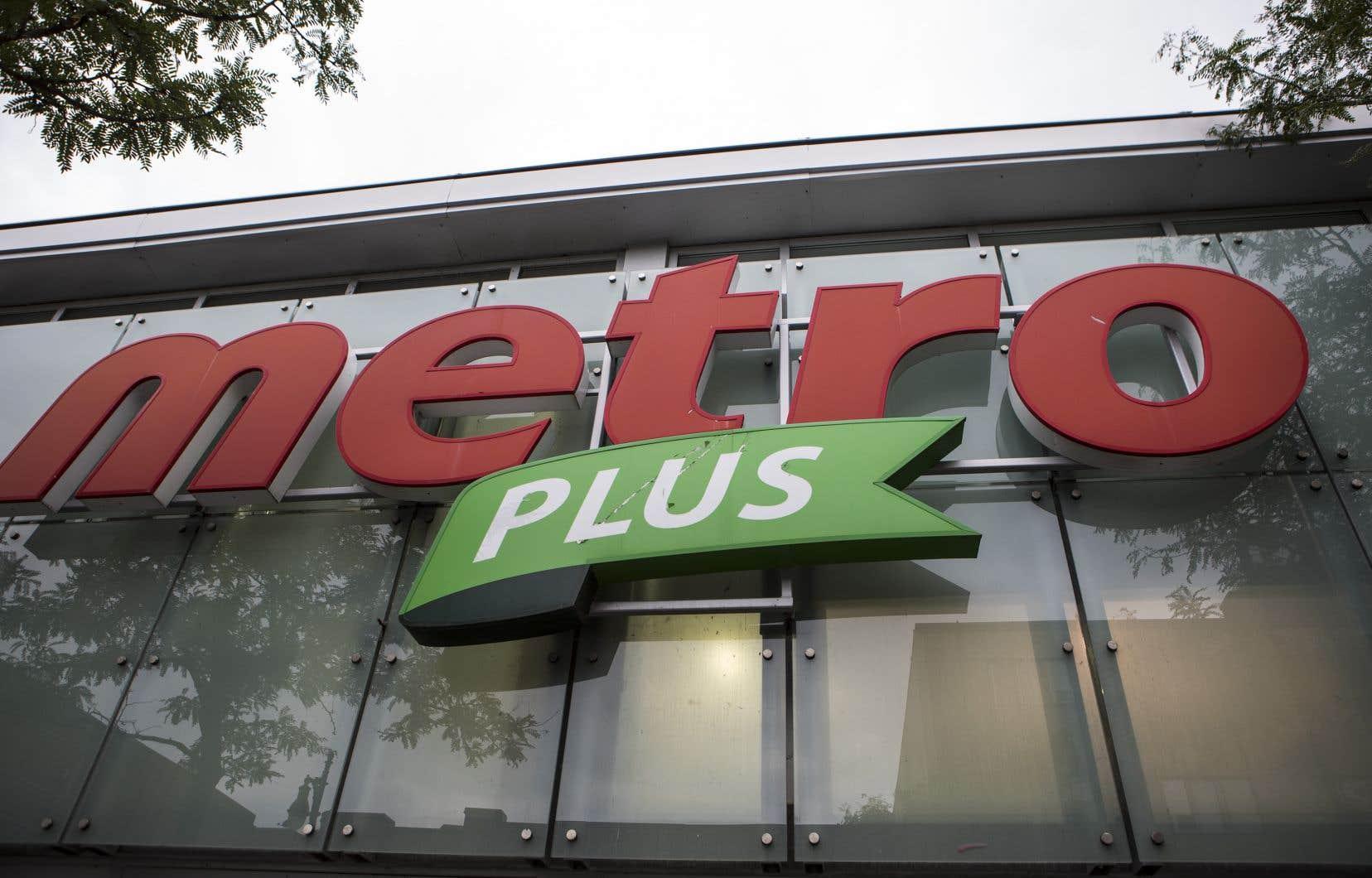 EricLa Flèche, président et chef de la direction de Metro,a estimé que l'inflation devrait osciller aux alentours de 2% pour le reste de l'année, en ce qui a trait aux produits frais.