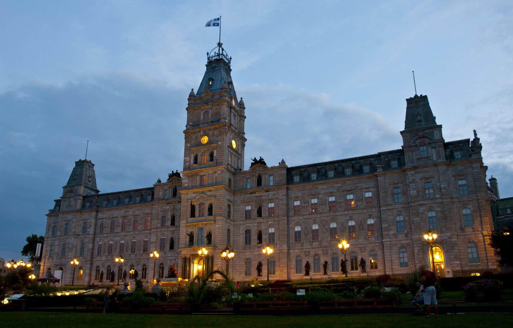 Trente-six groupes et individus ont été invités en commission parlementaire à commenter le projet de loi sur la laïcité de l'État.