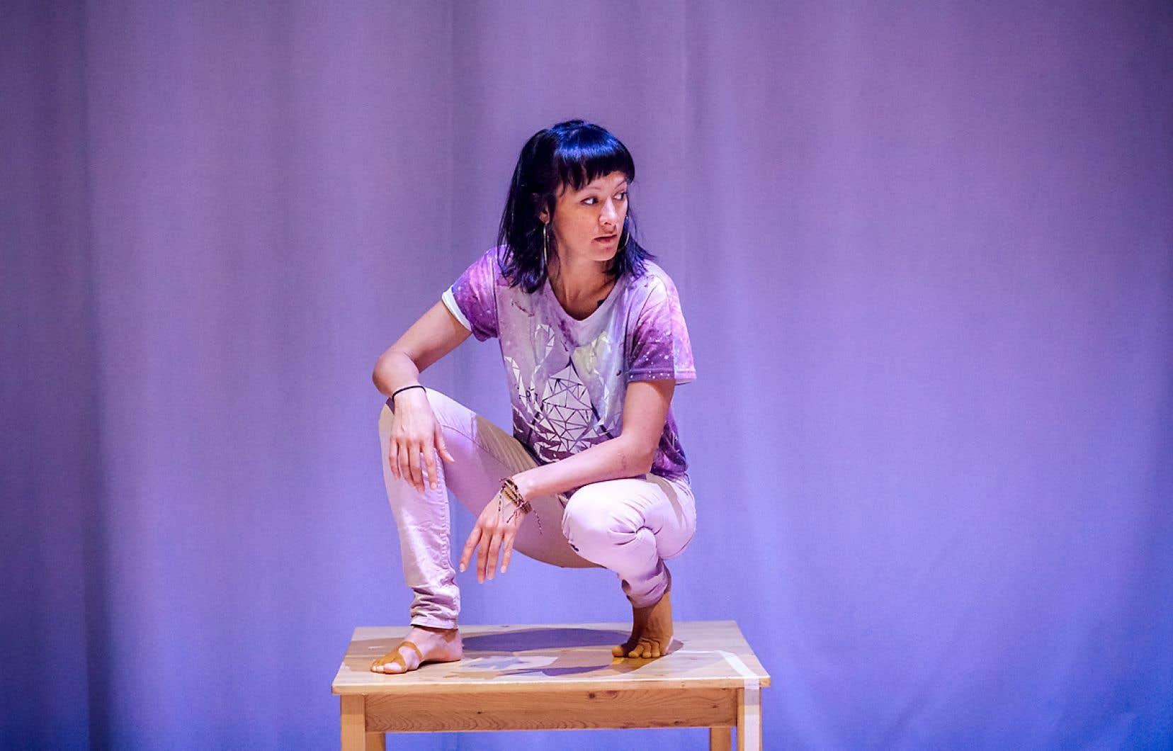 Emmanuelle Lê Phan signe l'une des pièces des «Soirées 100Lux 2019».