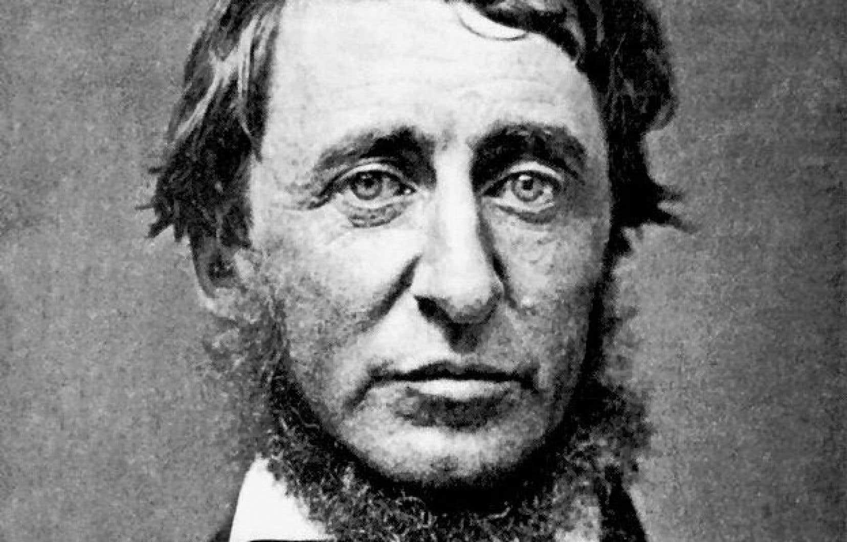 La parole du mythique philosophe américain Henry David Thoreau sert le propos du déserteur dans «Henry et moi».
