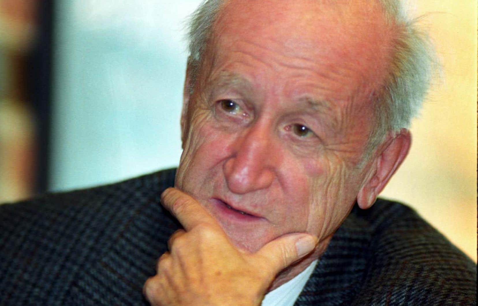 Pierre Vadeboncœur, l'un des plus grands essayistes que le Québec ait connus, est décédé en 2010.