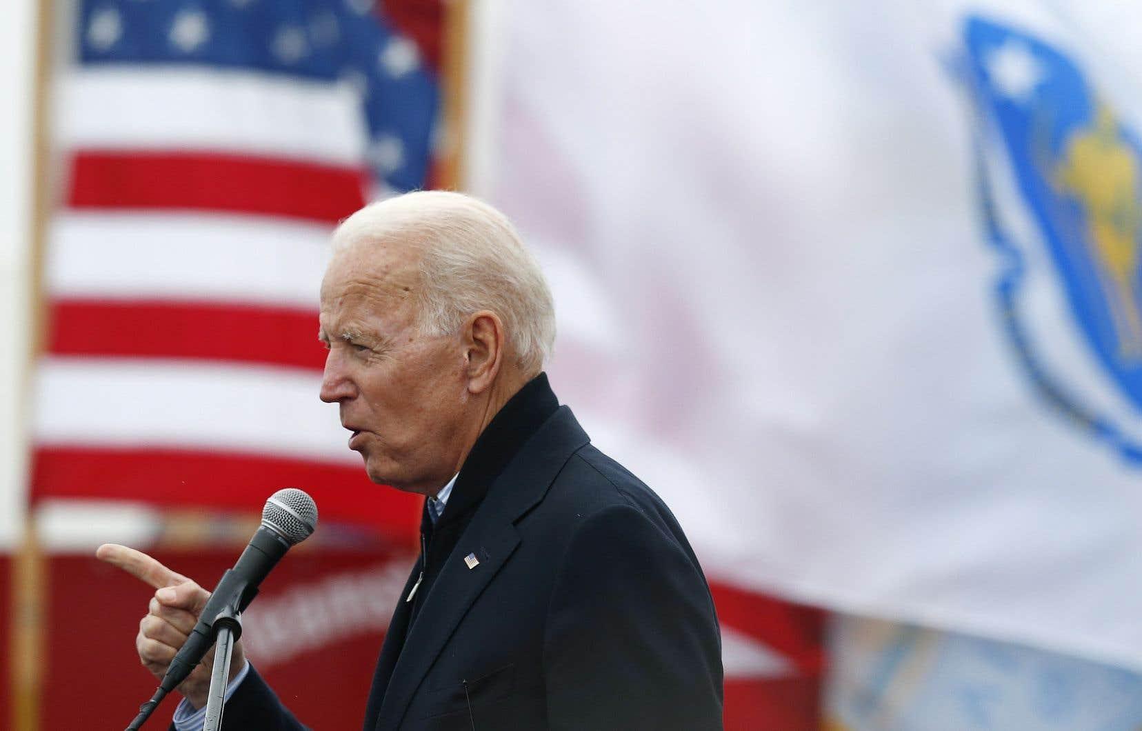 Les questions sur l'avenir politique de Joe Biden étaient sur toutes les lèvres à l'approche des primaires, pour lesquelles 18 candidatures démocrates de haut vol ont déjà été annoncées.