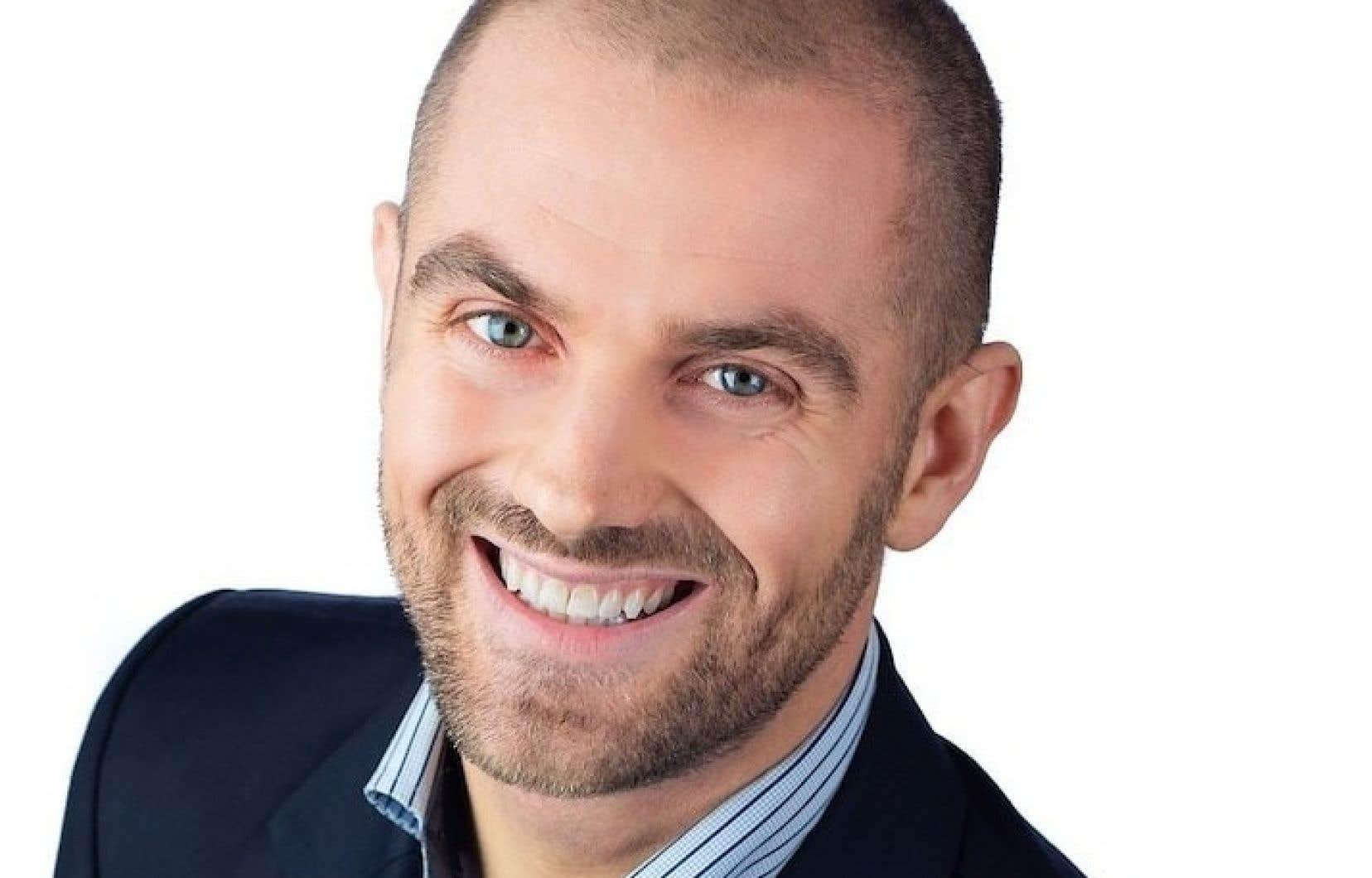Josh Underhayétait le candidat des Verts dans la circonscription de Charlottetown-Hillsborough Park.