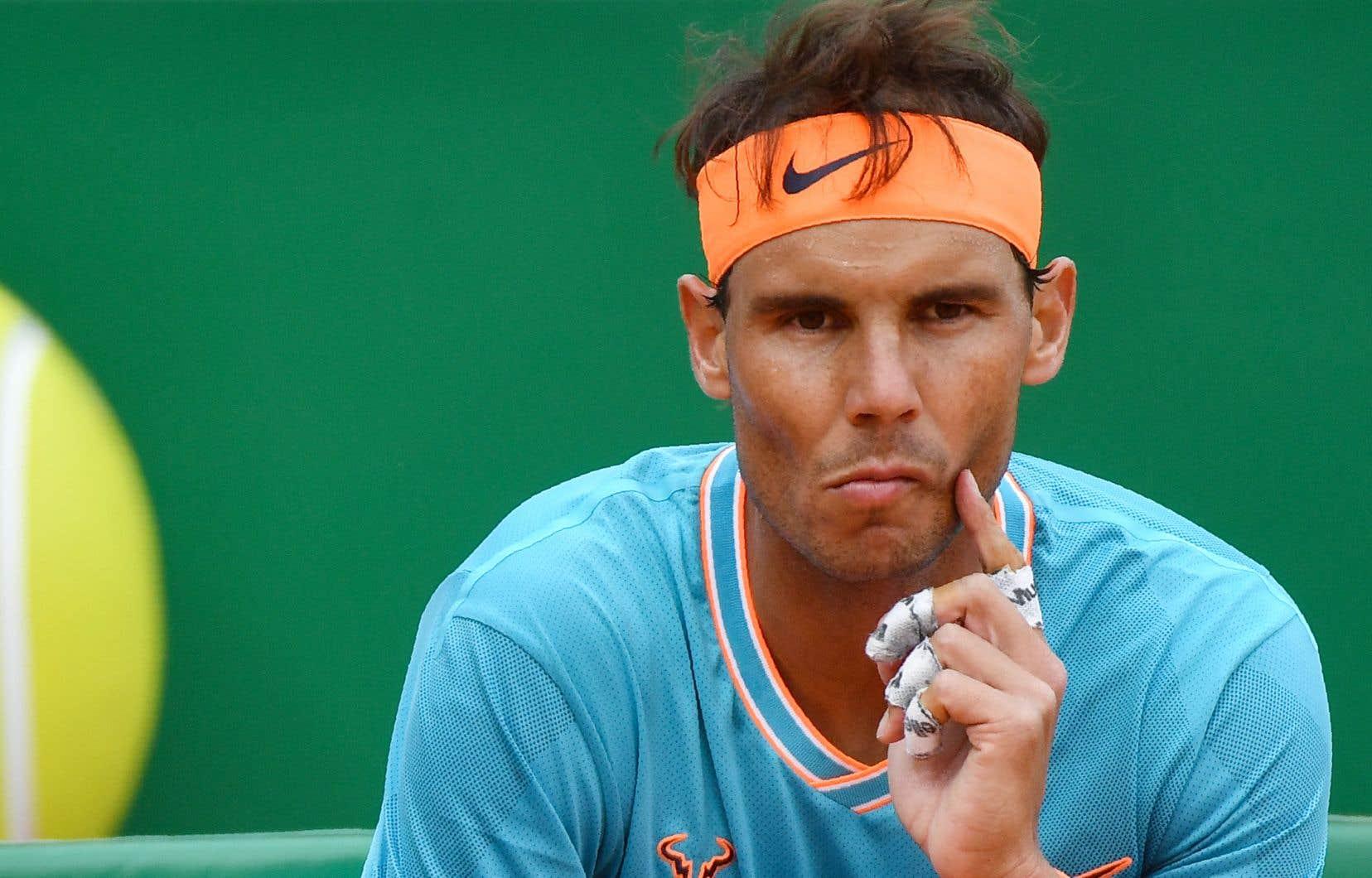 «Il faut que je retourne au travail, avec pour objectif de meretrouver», a déclaré Nadal.