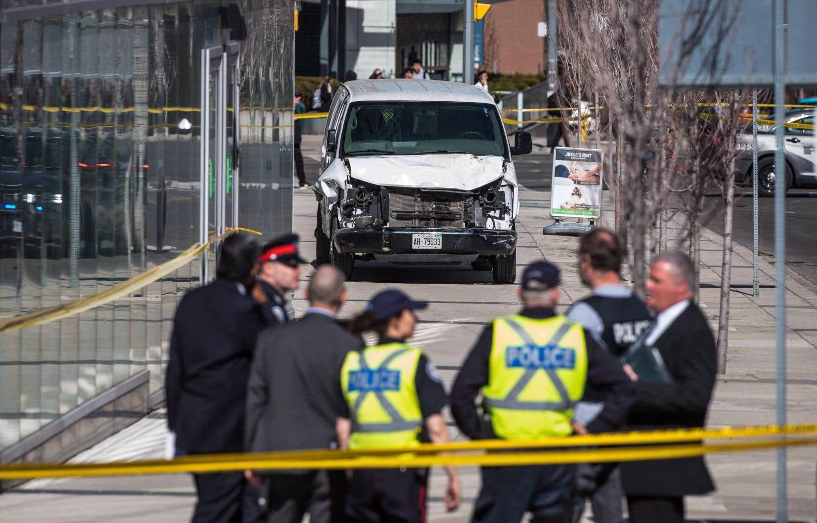 Des cérémonies et des vigiles sont prévues aujourd'hui pour rendre hommage aux personnes tuées ou blessées lors de l'attaque meurtrière de l'année dernière dans le nord de Toronto.
