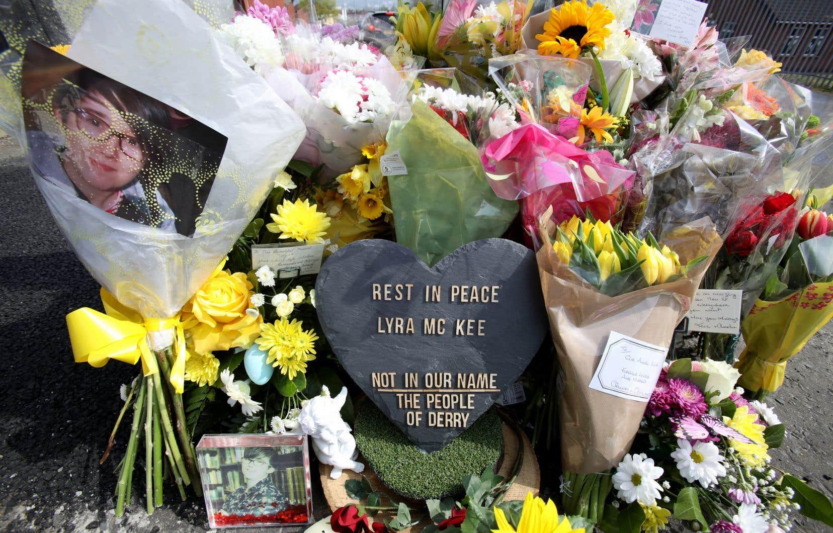 Le décès de Lyra McKee a ravivé le souvenir des «Troubles» qui ont déchiré la province britannique d'Irlande du Nord pendant trois décennies.