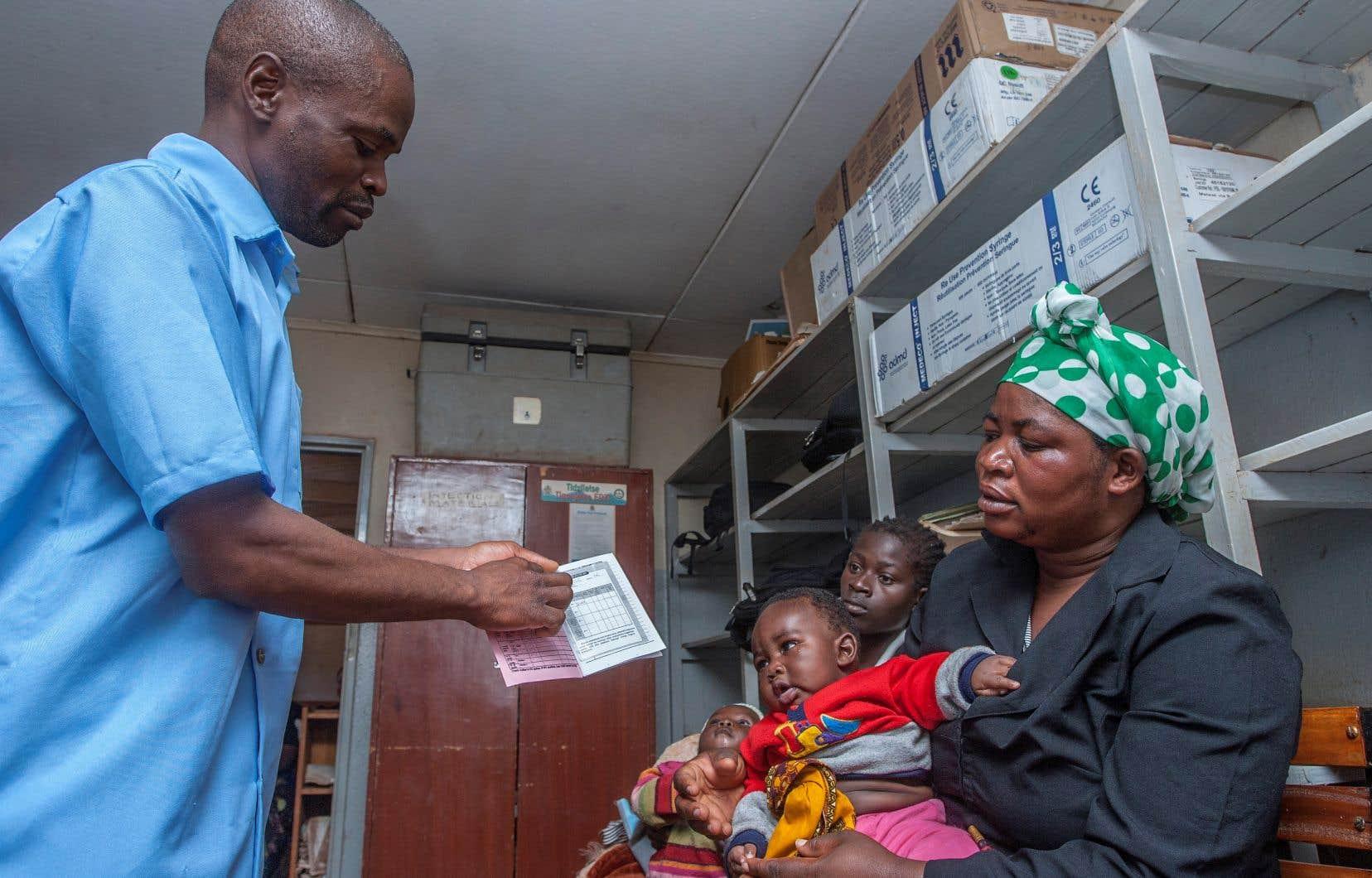 <p>Cette campagne de vaccination vise à confirmer l'efficacité du vaccin sur des enfants âgés de moins de 2ans, les plus vulnérables à la malaria.</p>