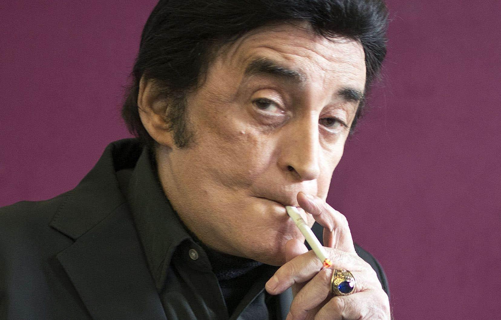 Dick Rivers, de son vrai nom Hervé Forneri, s'est produit à plusieurs reprises au Québec.