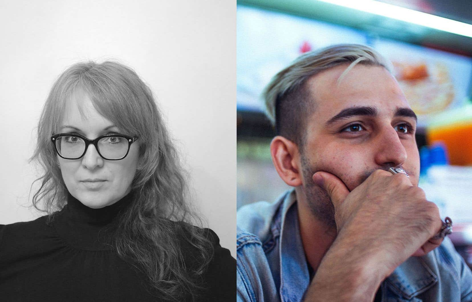 Isabelle Dumais et Emmanuel Deraps