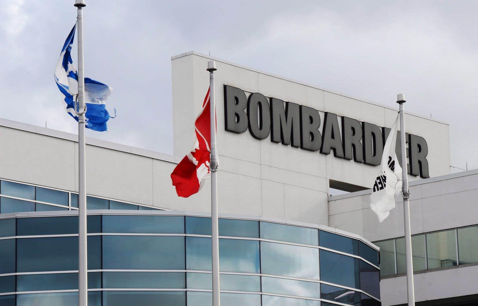 Vendredi matin, l'action de Bombardier était de nouveau en baisse, à 2,37$.