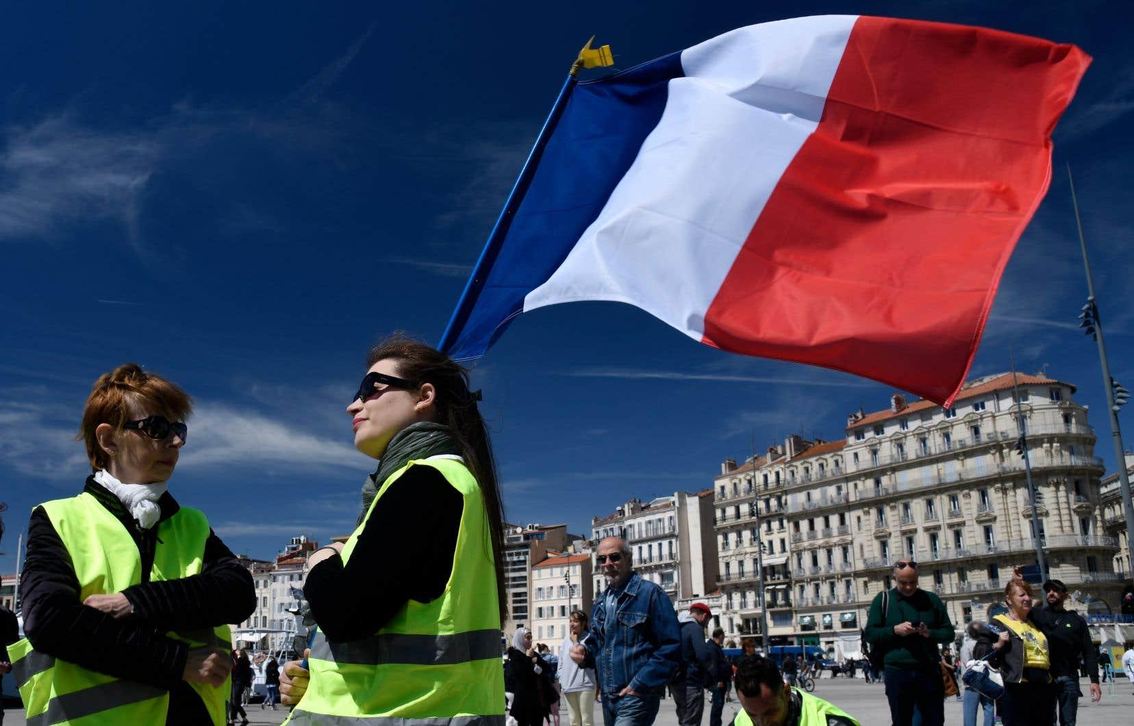 Samedi dernier, les «gilets jaunes» ont été au total 27900 à battre le pavé en France, selon le ministère de l'Intérieur.