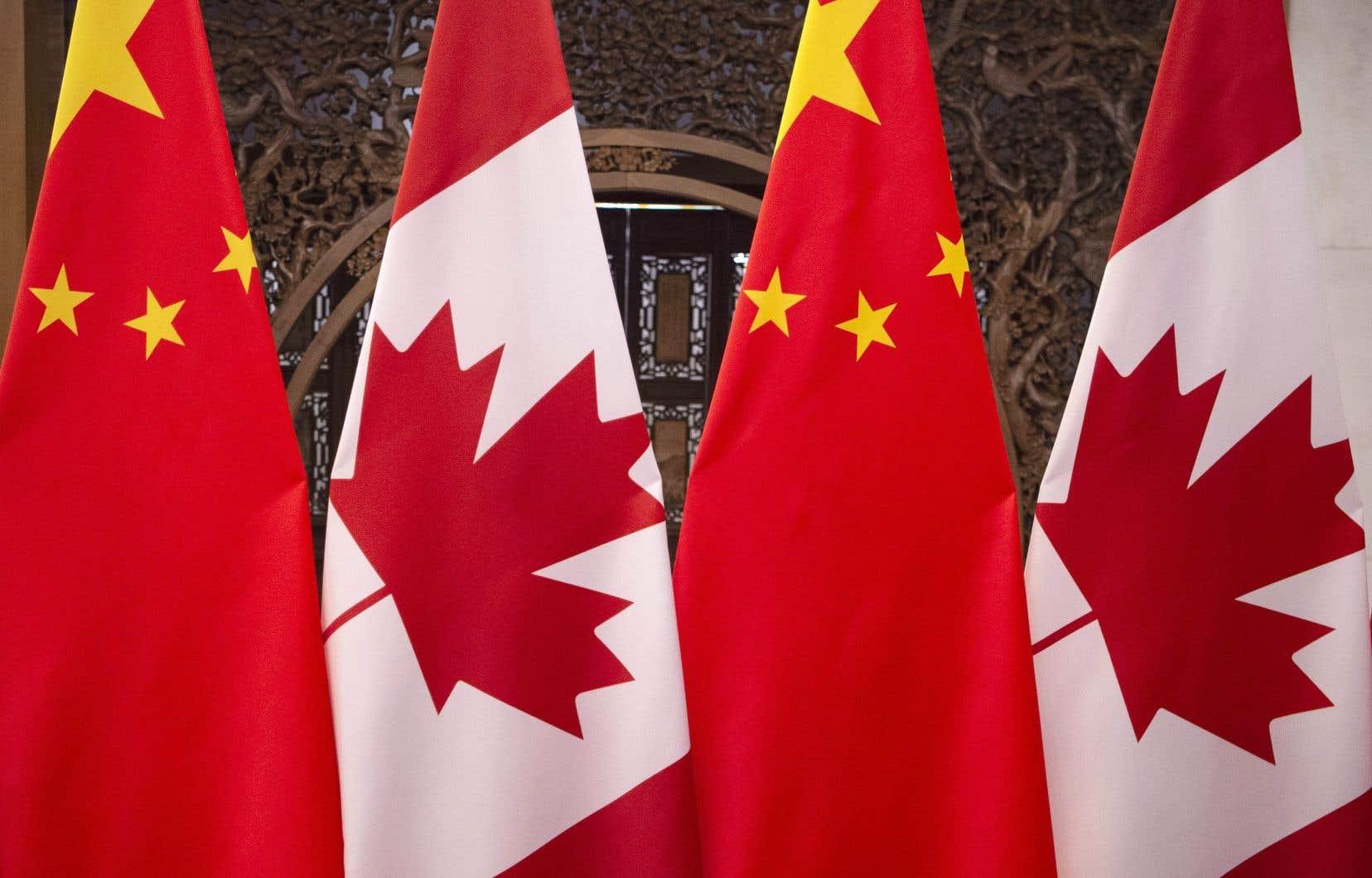 Cette condamnation risque de mettre à rude épreuve les relations sino-canadiennes.