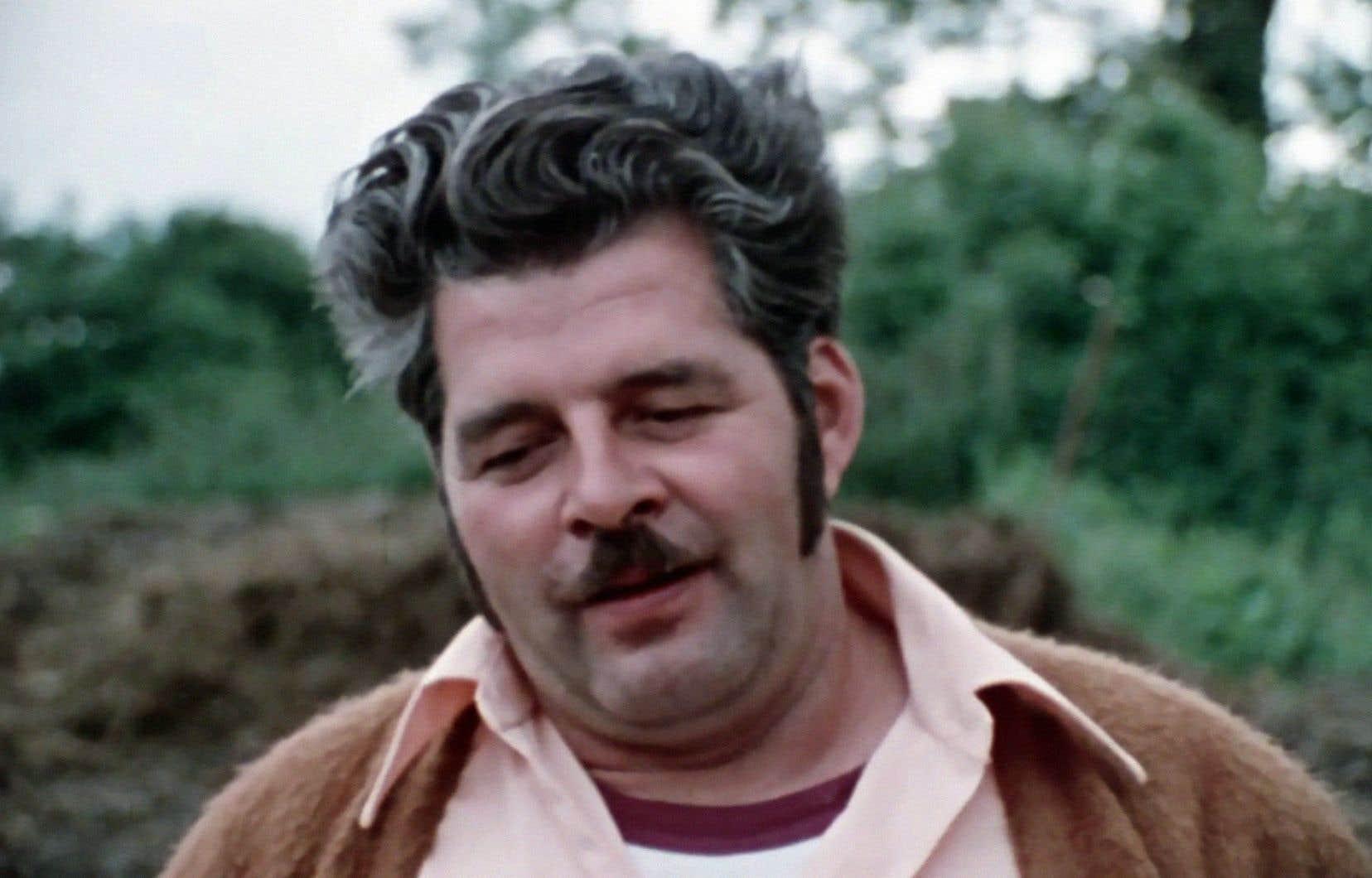 Image tirée du film «C'était un Québécois en Bretagne, Madame!» de Pierre Perrault.