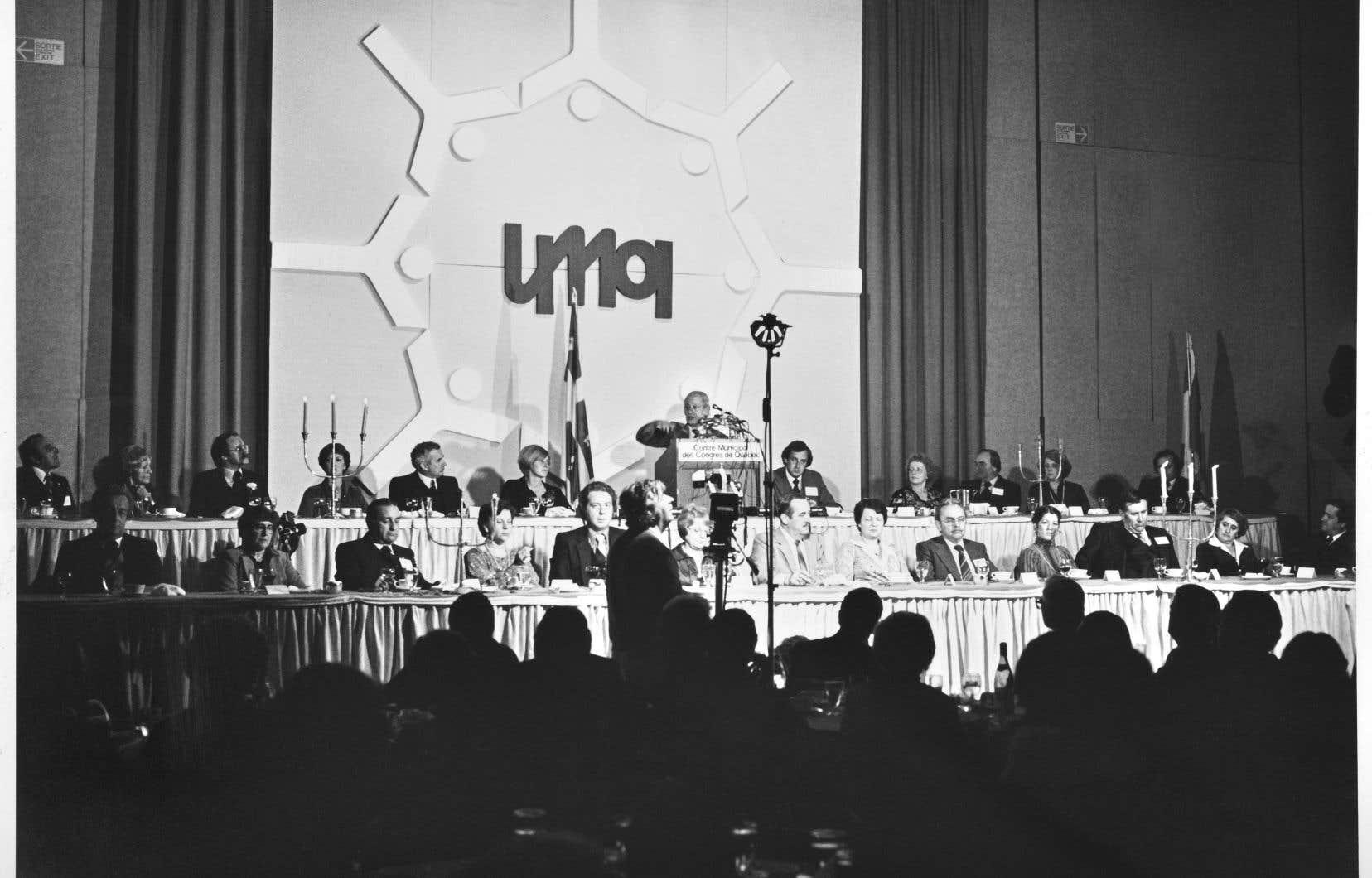 «En créant l'UMQ, les municipalités affirmaient leur désir de faire entendre leur voix au gouvernement»,dit Harold Bérubé.