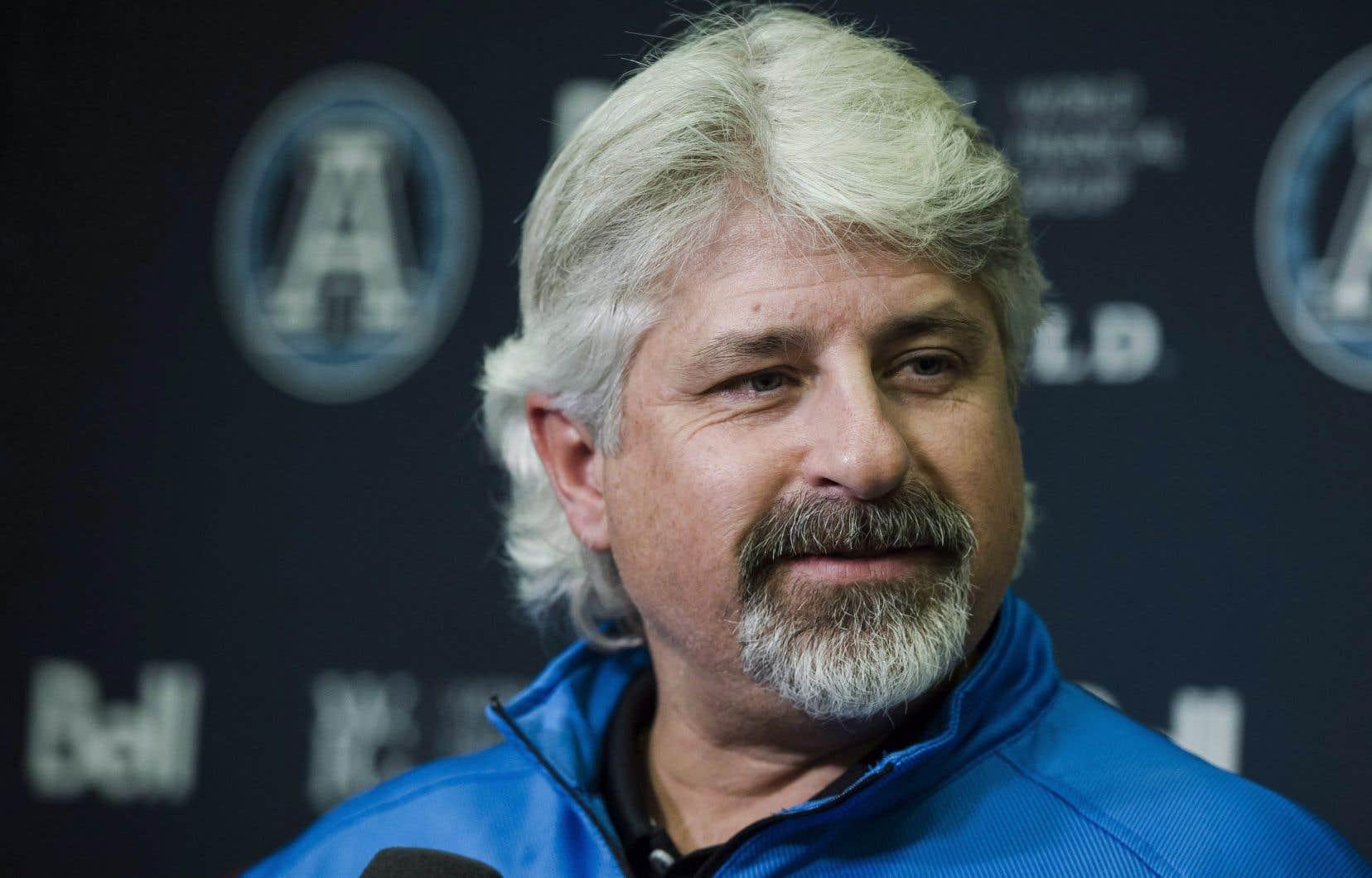 Le directeur général des Argonauts de Toronto disposera du premier choix au repêchage de la LCF jeudi soir, ce qui ne s'était jamais produit auparavant dans sa carrière de plus de 20 saisons dans le circuit canadien.