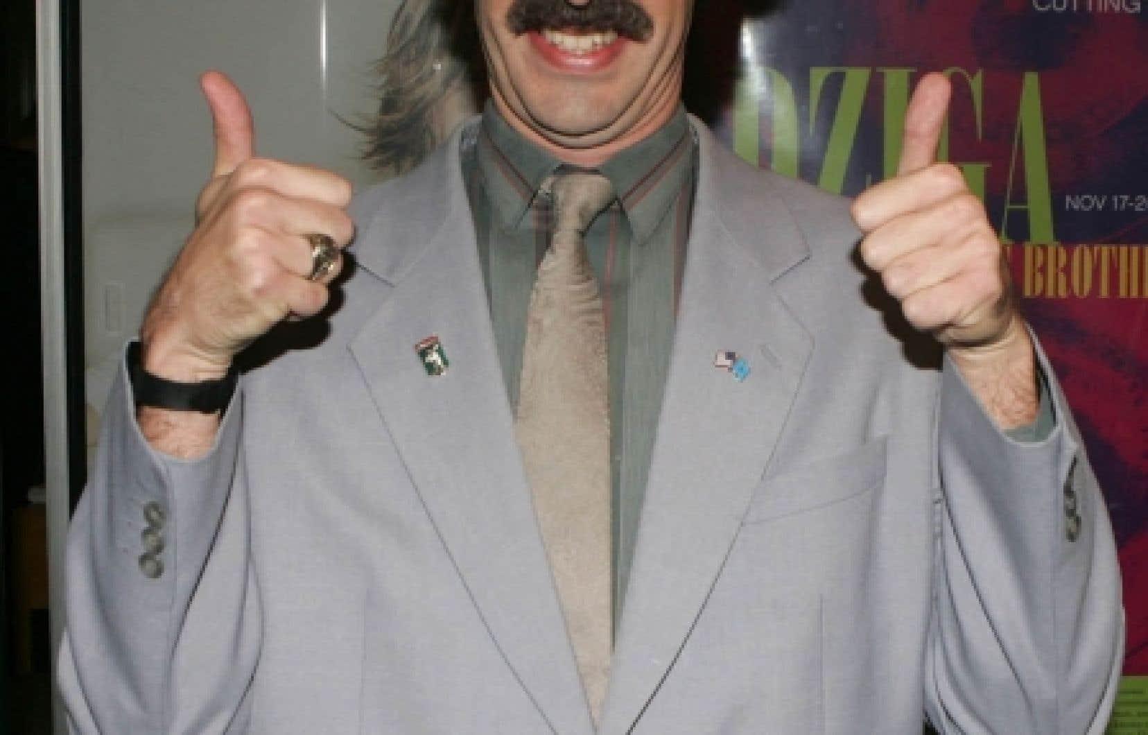 Borat Agence de rencontres