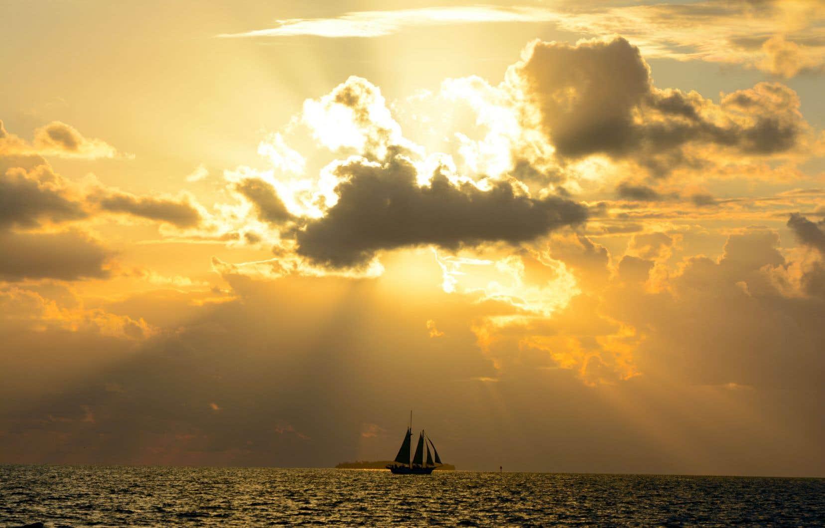 Les magnifiques couchers de soleil de Key West