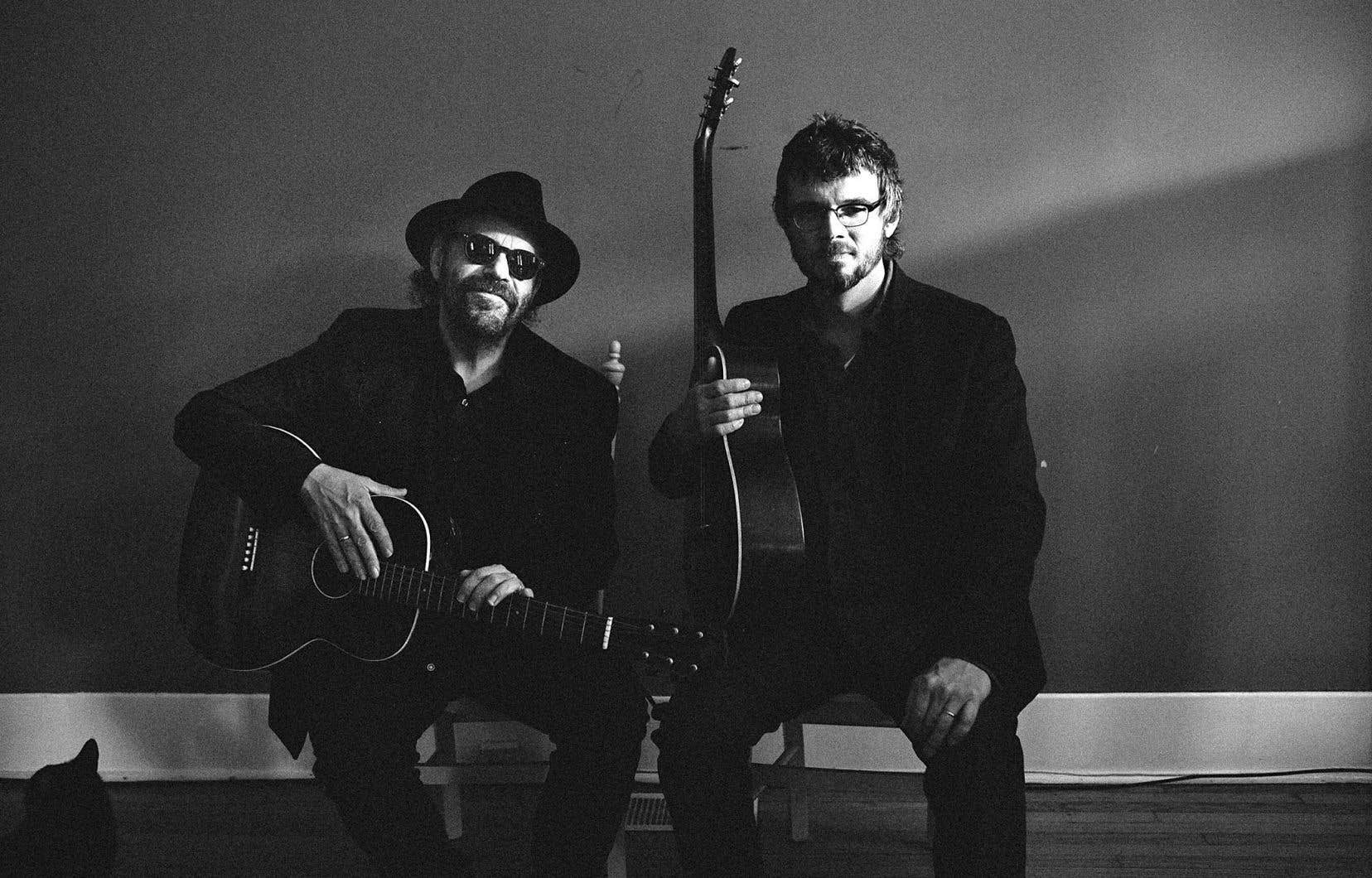 Colin Linden avec Luther Dickinson