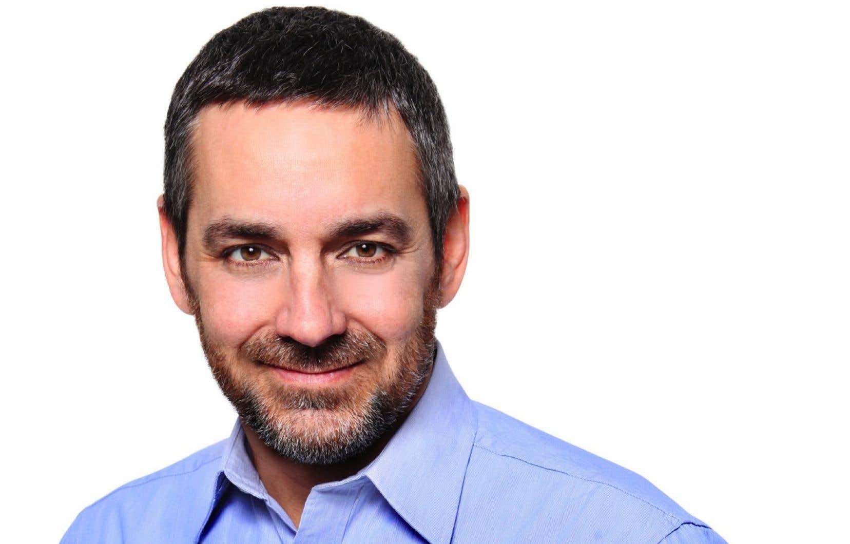 Le député montréalais Pierre Nantel a annoncé qu'il sera candidat néodémocrate au scrutin d'octobre.