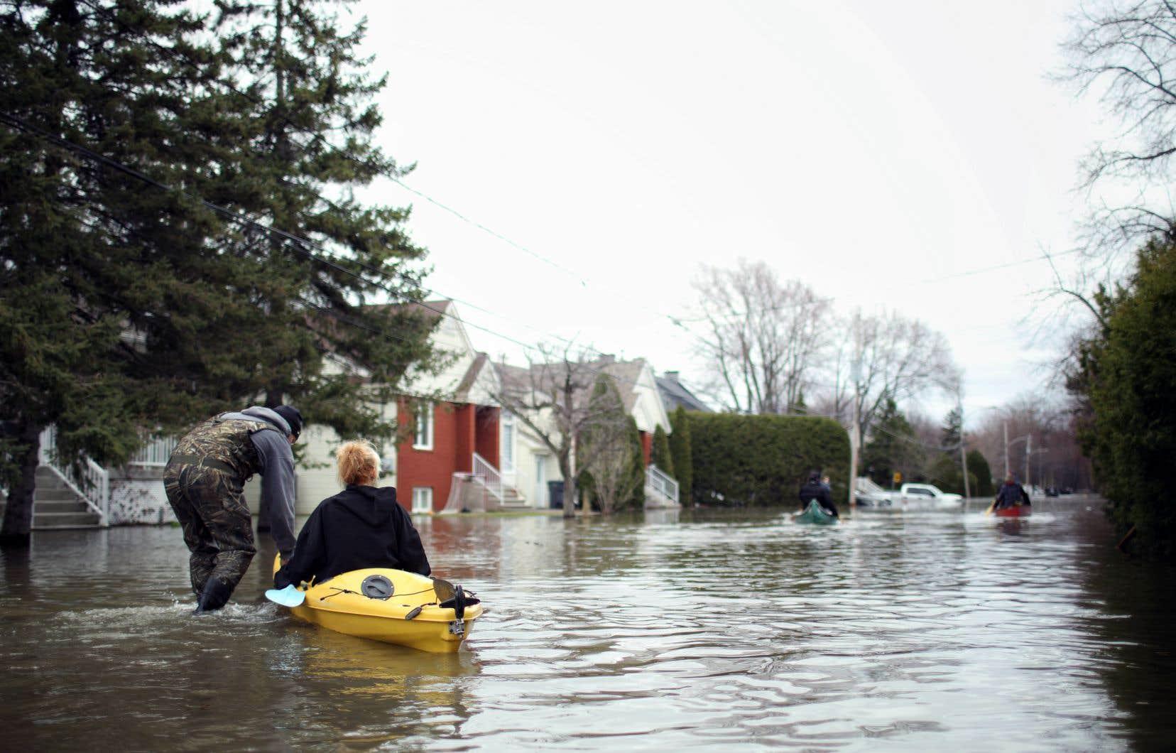 Tous les gens interrogés cette semaine s'entendent sur un point: les inondations de 2019 forceront des remises en question profondes.