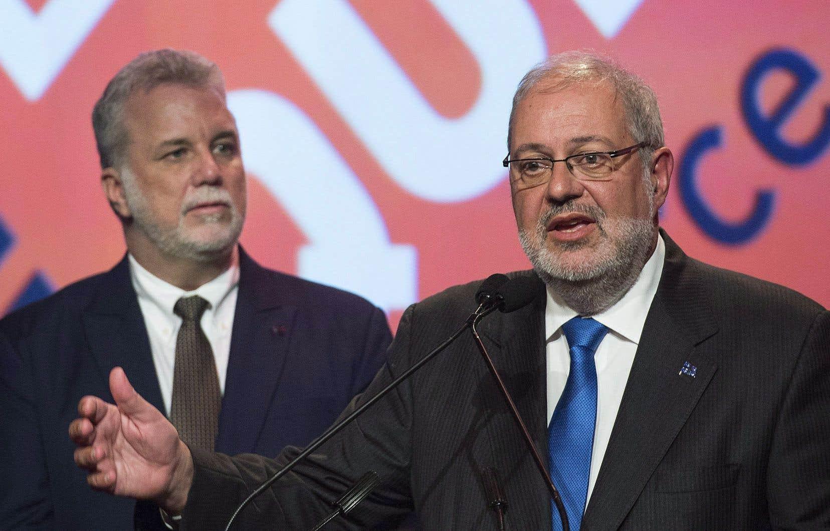 Le PLQ a choisi un vote préférentiel, d'un maximum de deux tours, afin de nommer le successeur de Philippe Couillard.