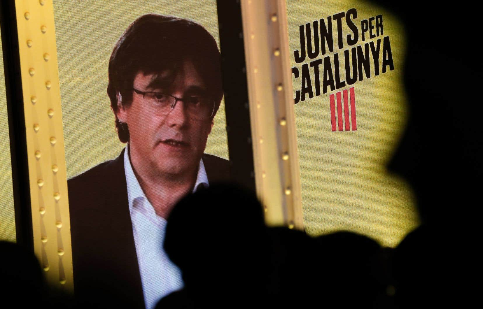Carles Puigdemont avait fait appel après le rejet par la commission électorale de son inscription comme tête de la liste «Lliures per Europa» aux élections européennes du 26 mai prochain.