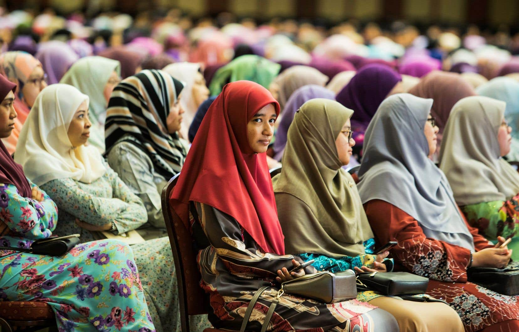 La population du Brunei est majoritairement musulmane.